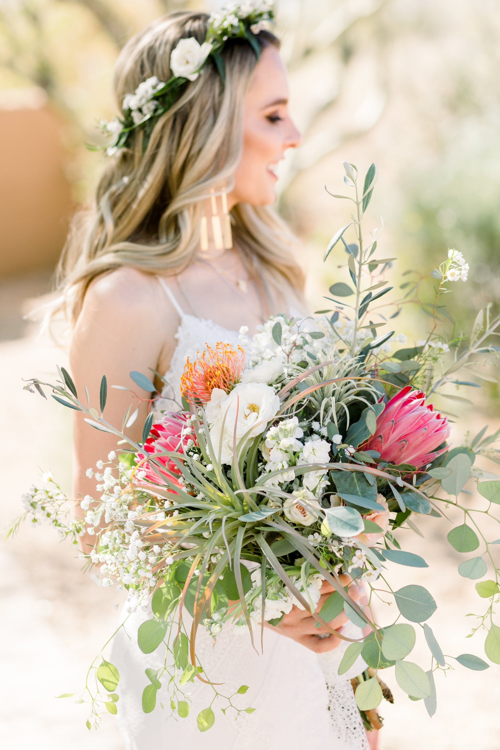 Scottsdale Arizona Backyard Wedding