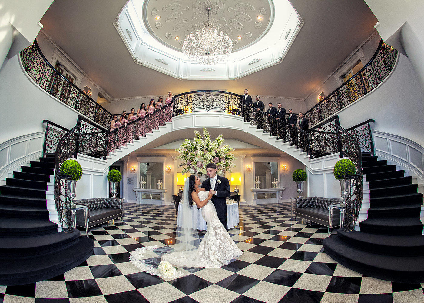 NJ Wedding Photographer The Addison Park