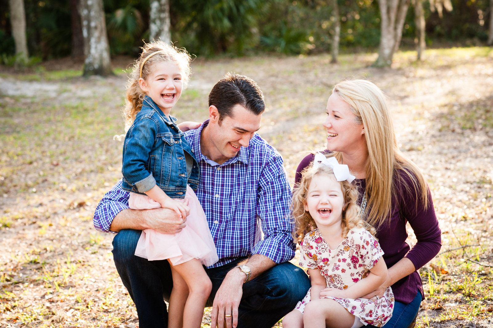 Daytona Beach family and child photographer