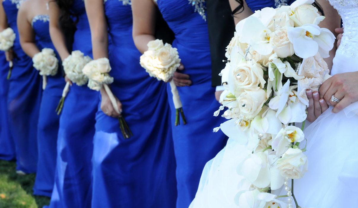 Wedding Flowers & Ladys