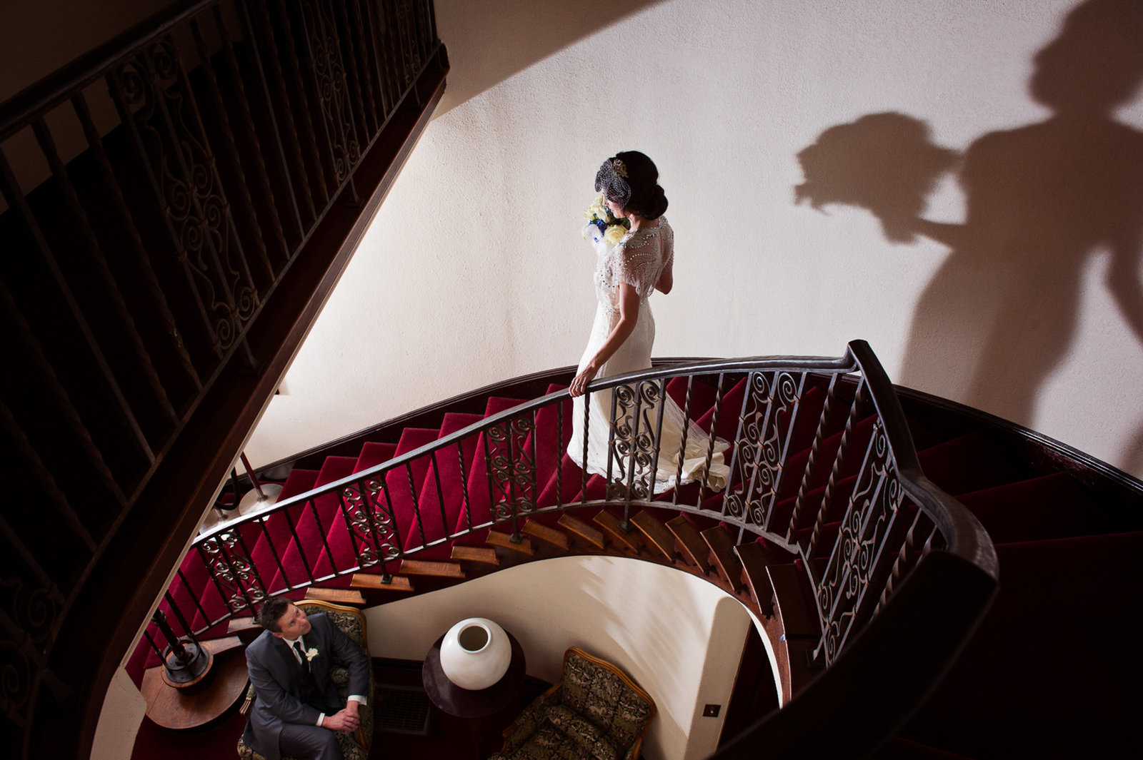 Wedding photography at Muckenthaler Mansion by inGRACE photography
