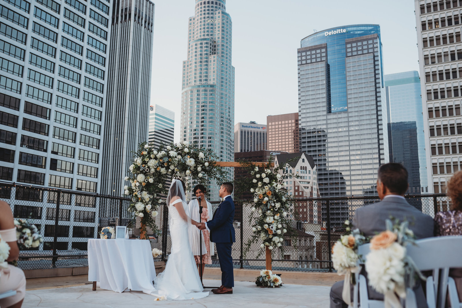 Los Angeles Wedding-LA Athletic Club