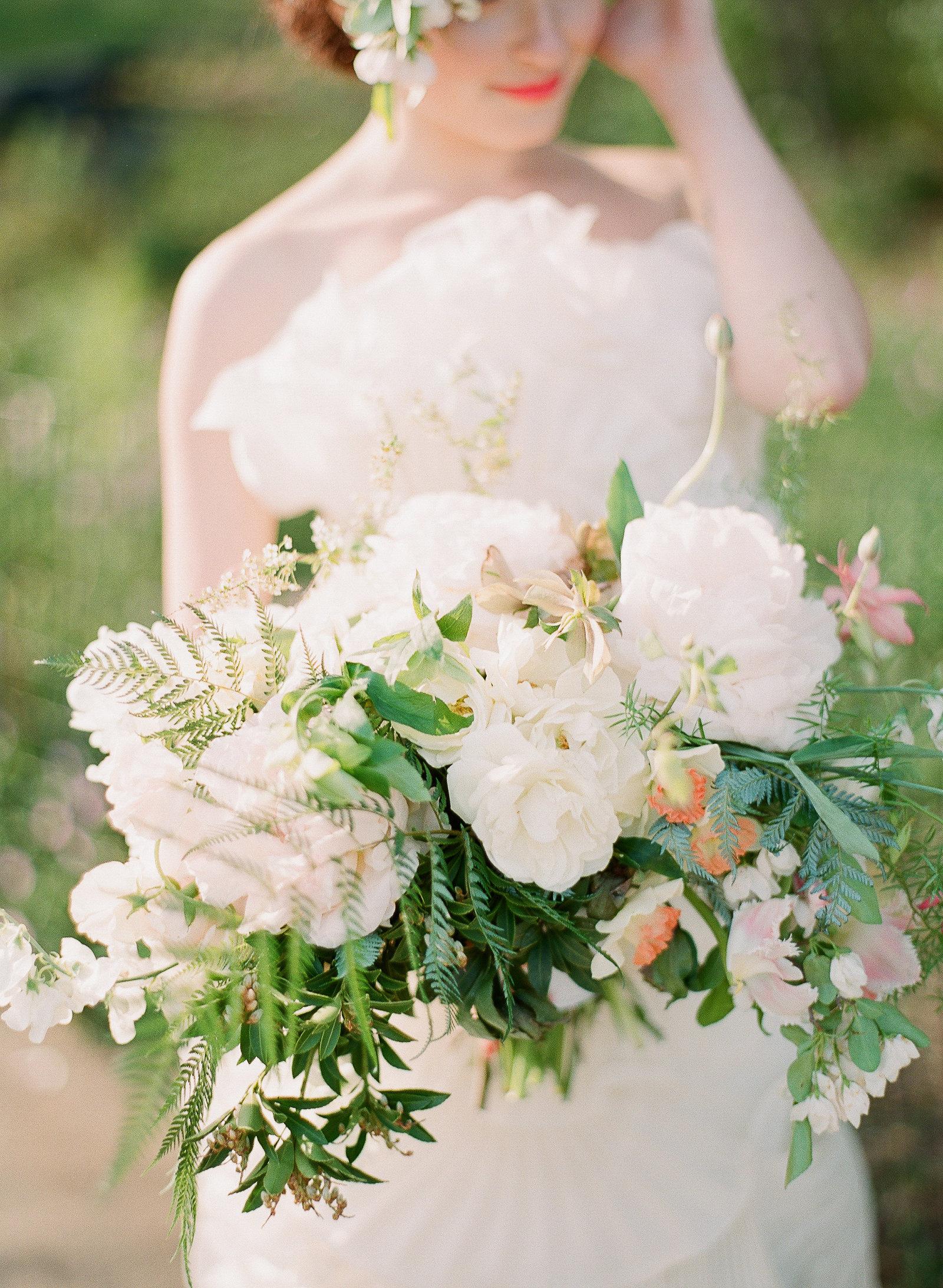Bridal long dress-16
