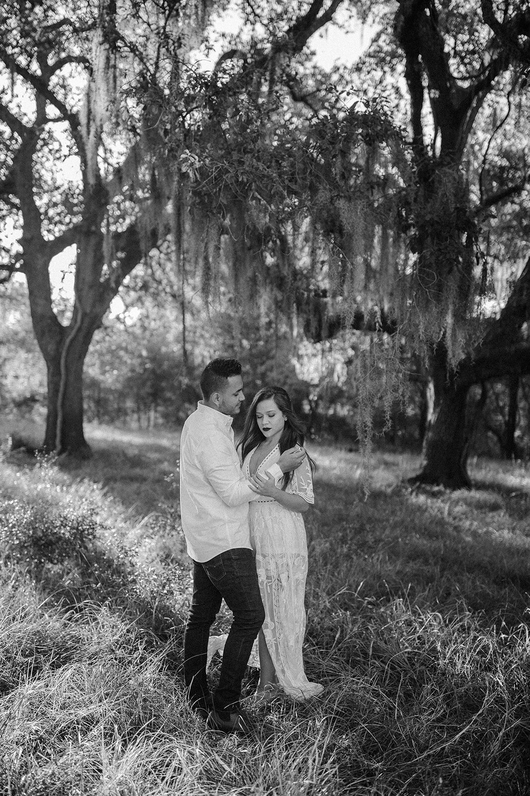 Daisy+Eddie_Brazos Bend State Park_Houston Engagement Session_27