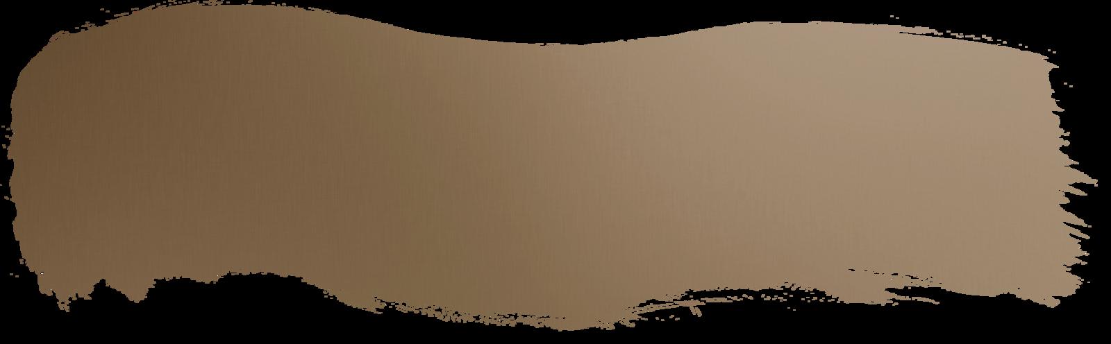 bronze brush stroke