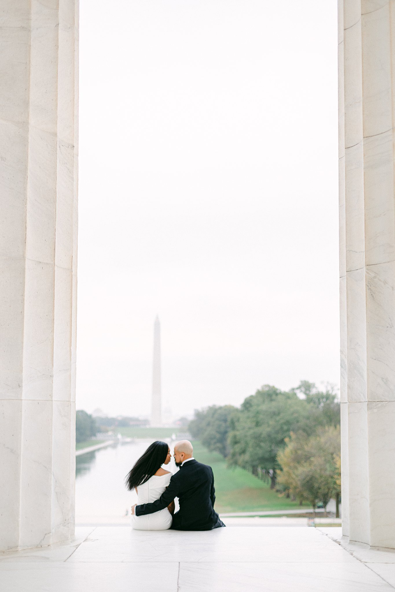 Washington DC Wedding Anniversary Session Photography by Maryland Wedding Photographer Costola Photography_0396