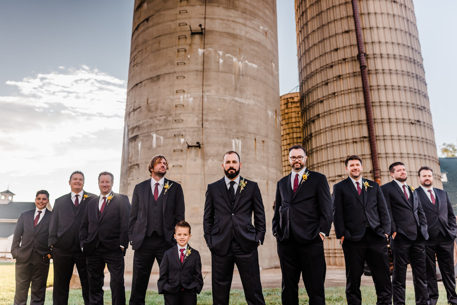 Ashley Farm Yorkville, Il wedding