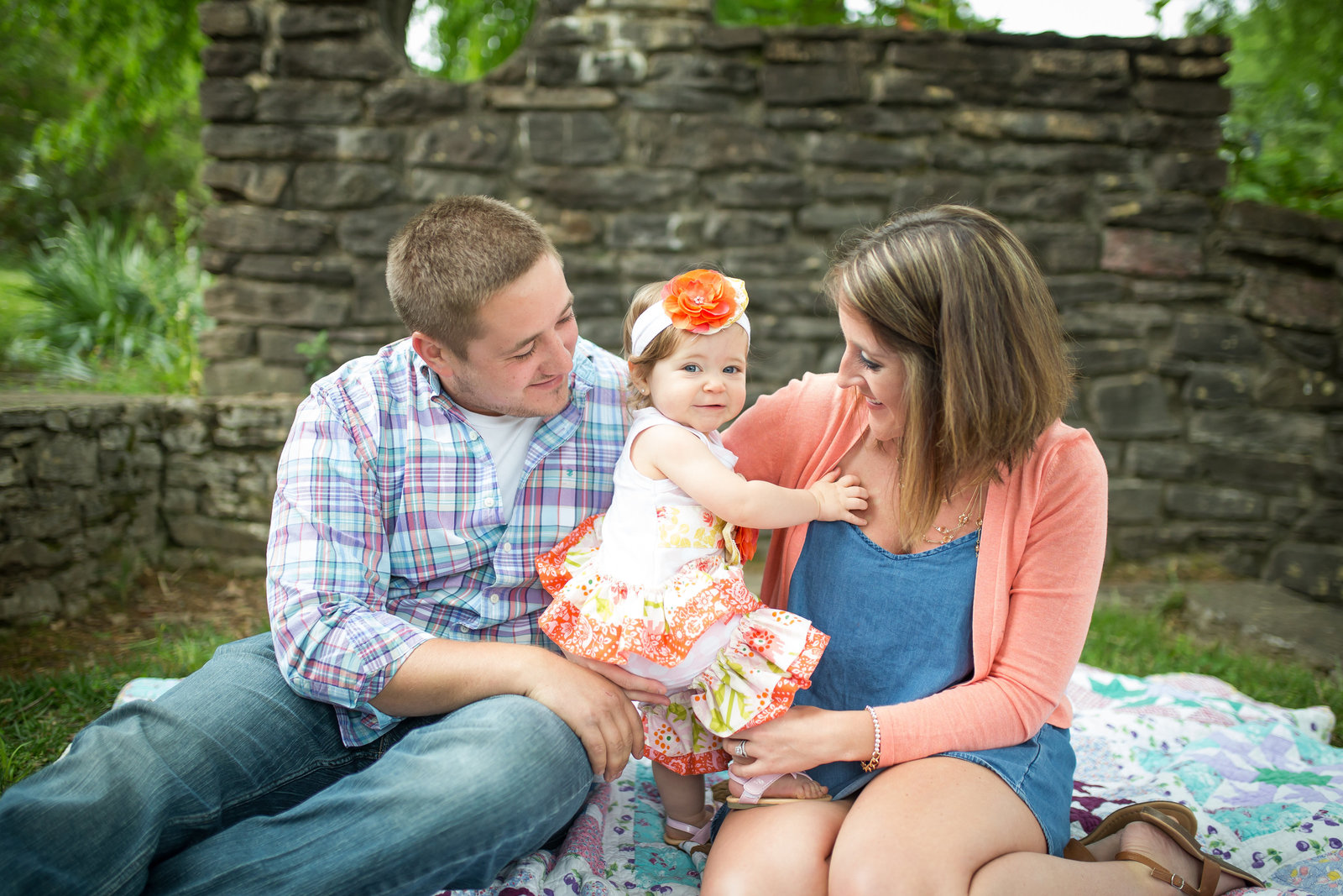 Knoxville Family Lifestyle Photographer serving East Tennessee