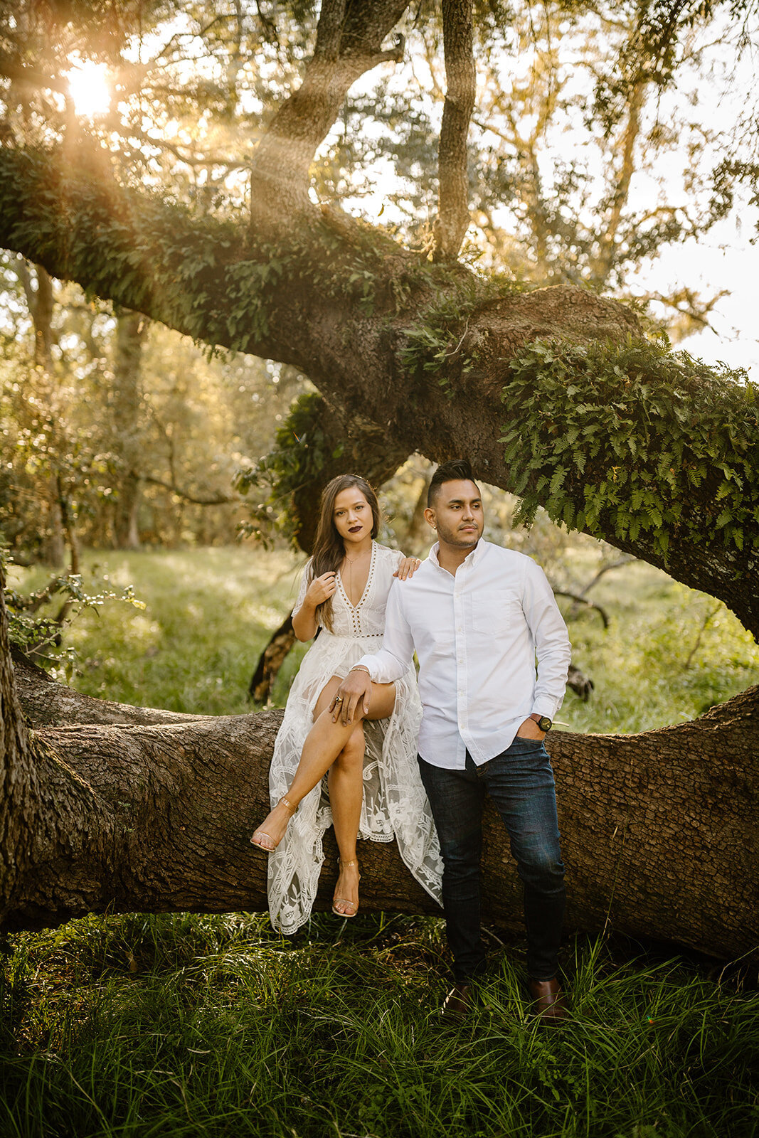 Daisy+Eddie_Brazos Bend State Park_Houston Engagement Session_03