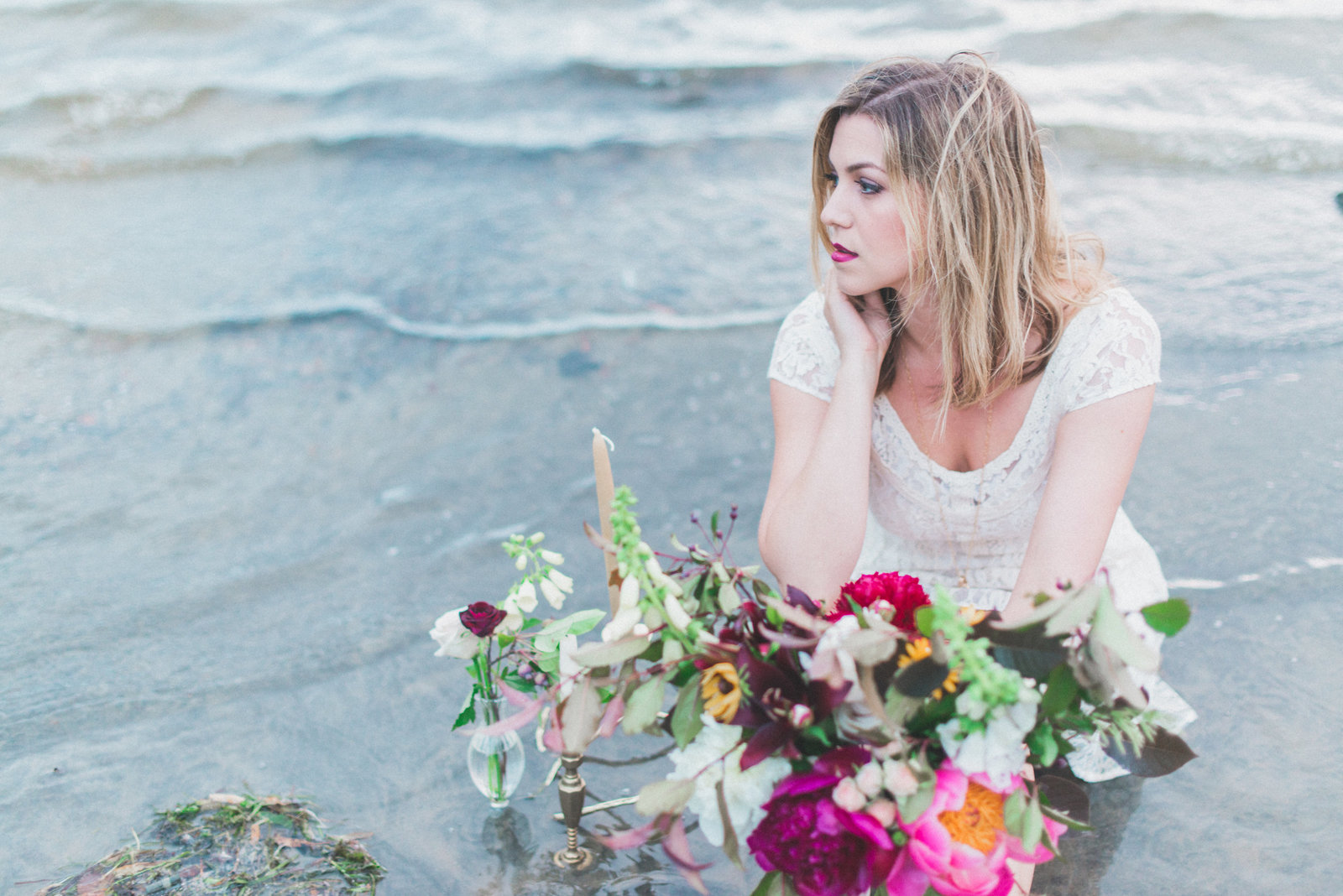 Styled Shoot Beach Picnic-219