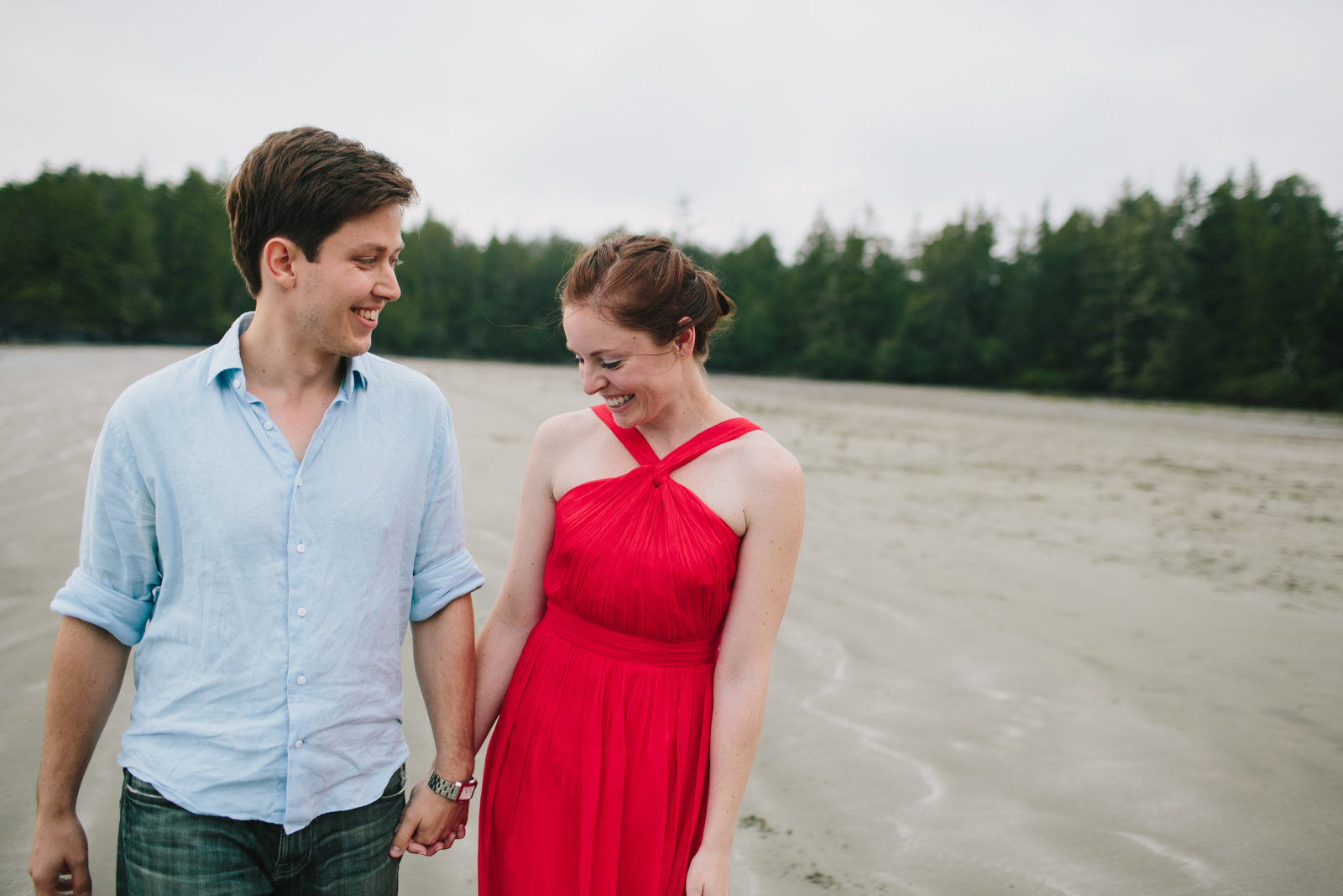 Tofino Engagement Photos