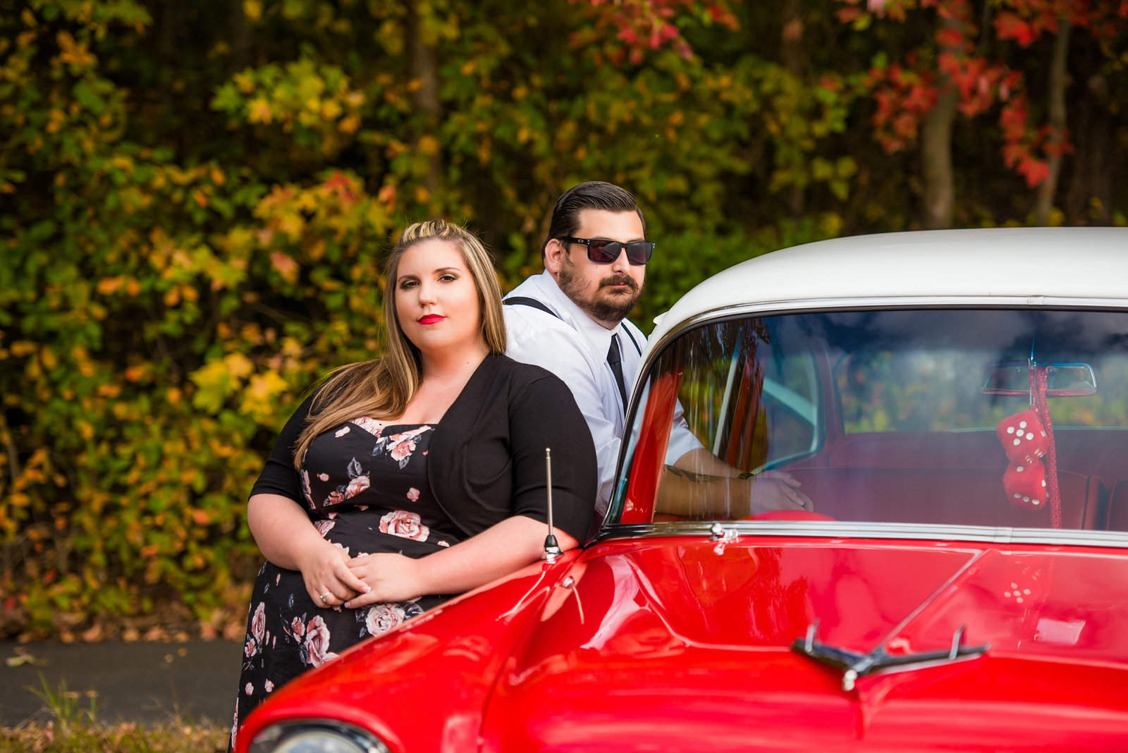 Retro_Pinup_Car_engagement_session_Nj088