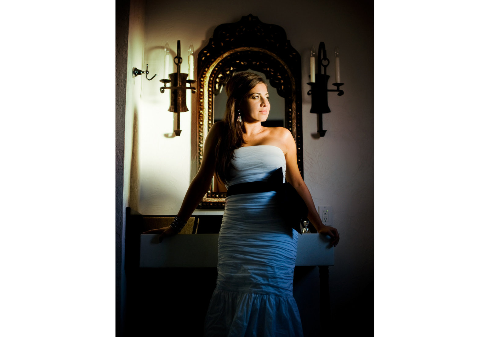 bridal portrait by inGRACE photography