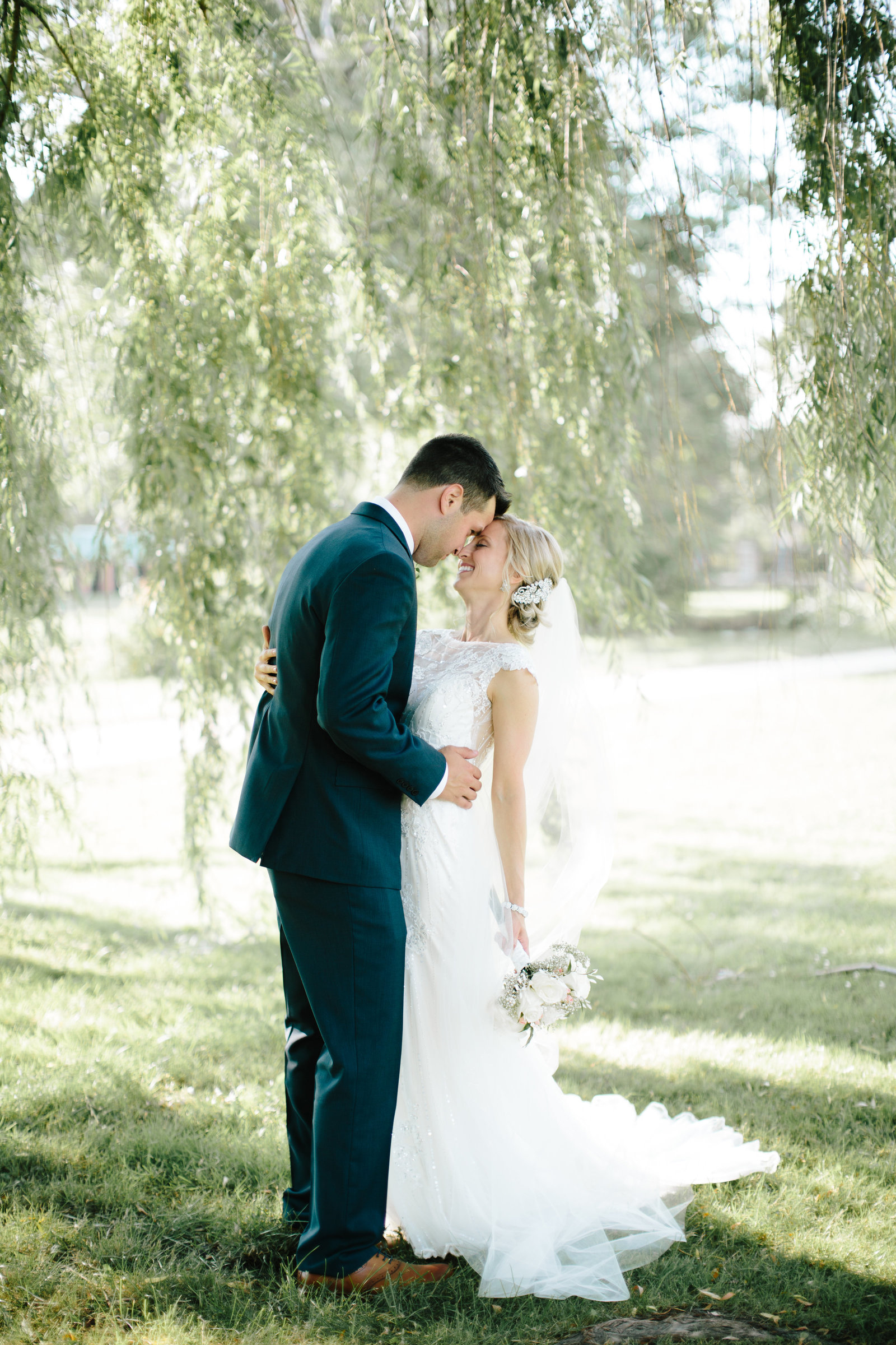 Canton Ohio wedding at Skyland Pines by Austin and Rachel Photography