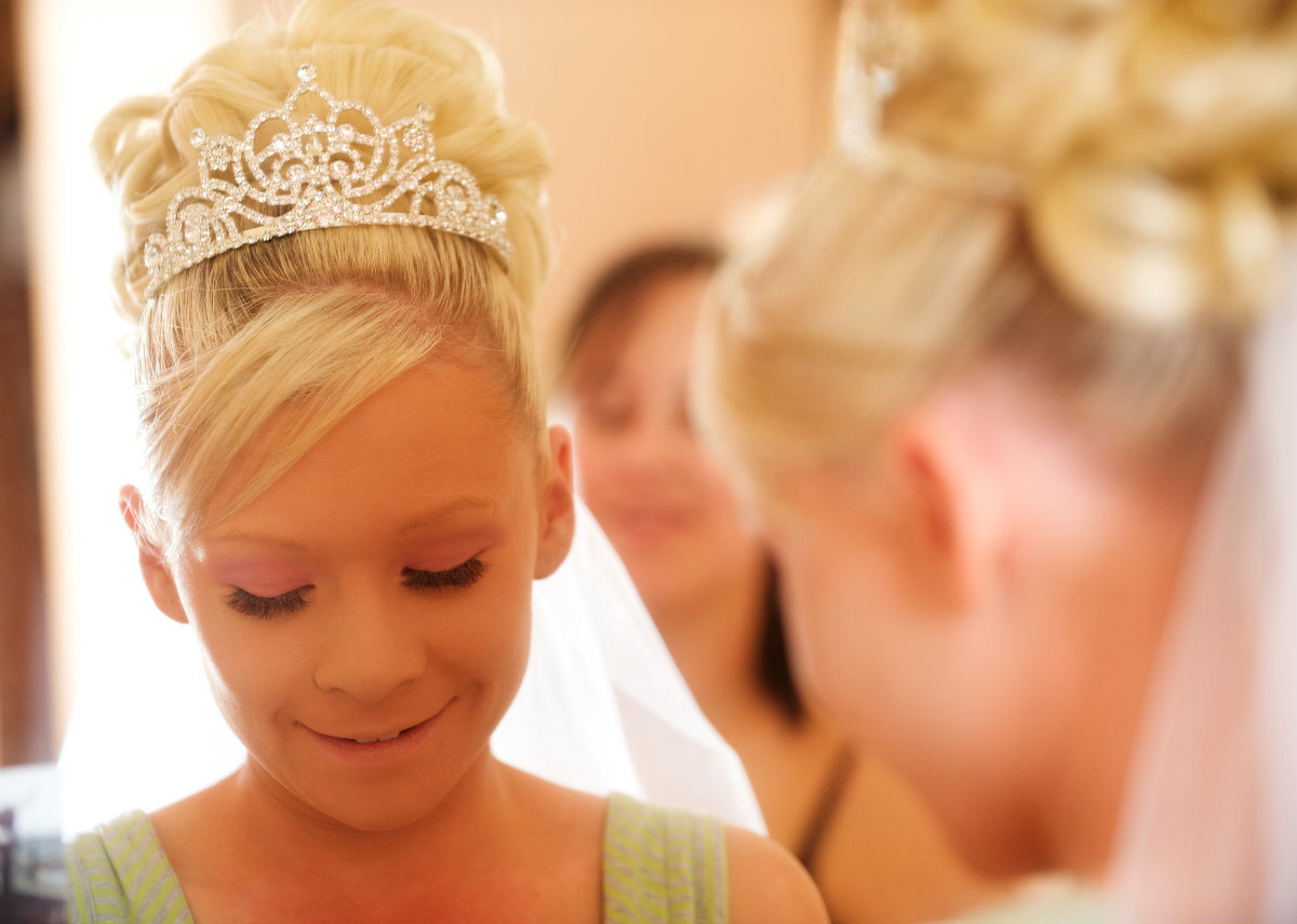 Bridal hair Watford