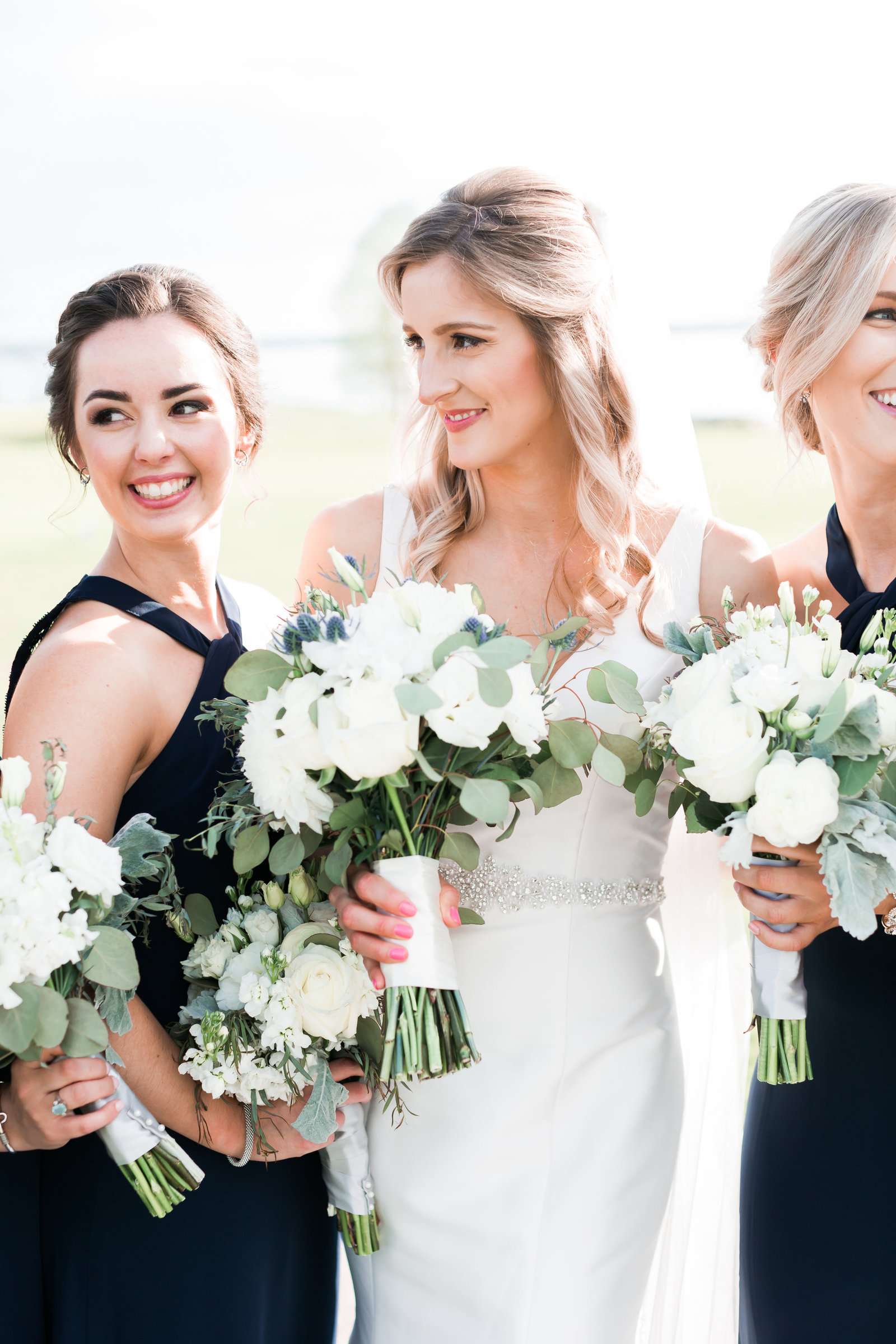 Two Rivers Country Club Classic Spring Wedding by Elizabeth Friske Photography-20