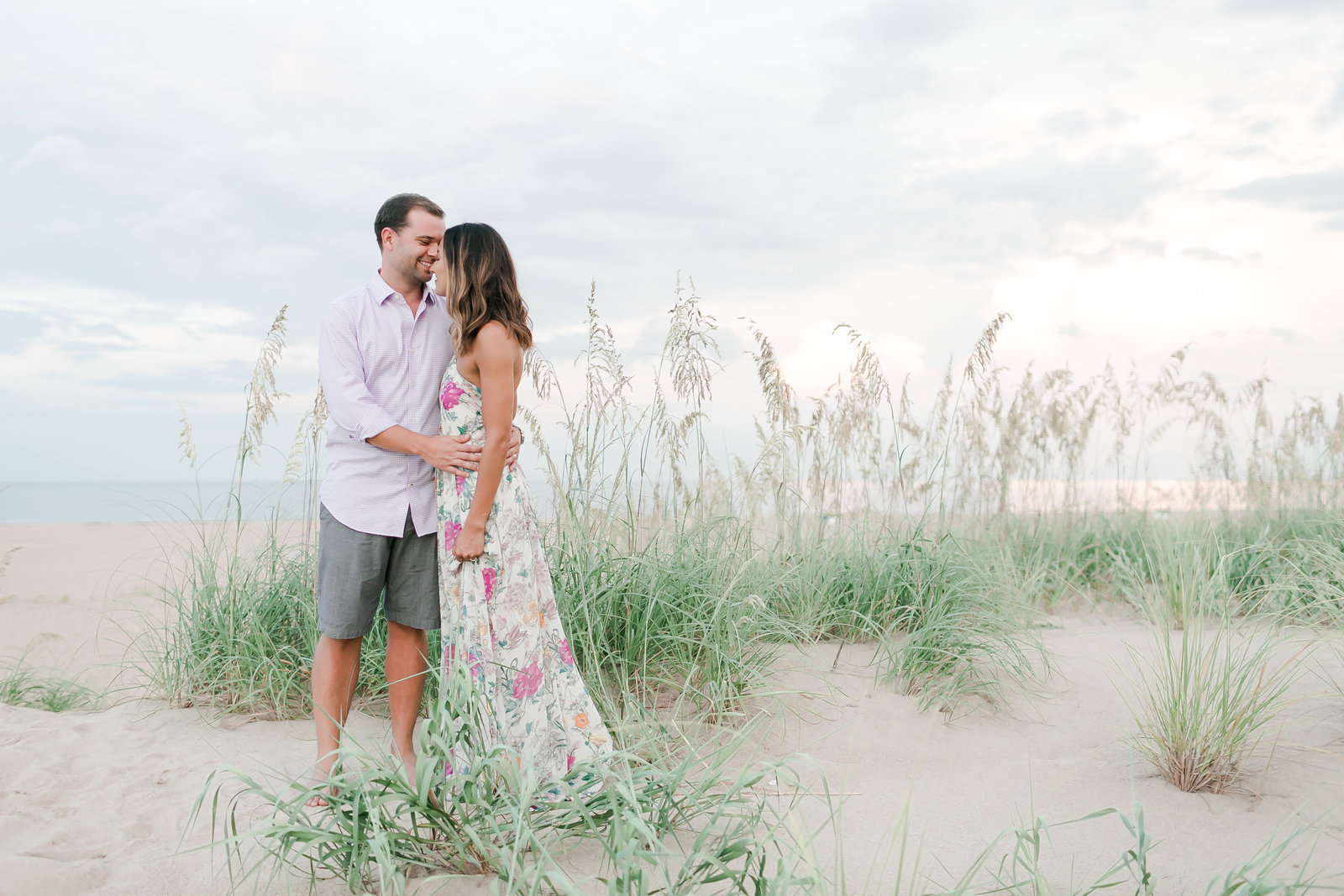 Virginia Beach Anniversary Session by Elizabeth Friske Photography-25