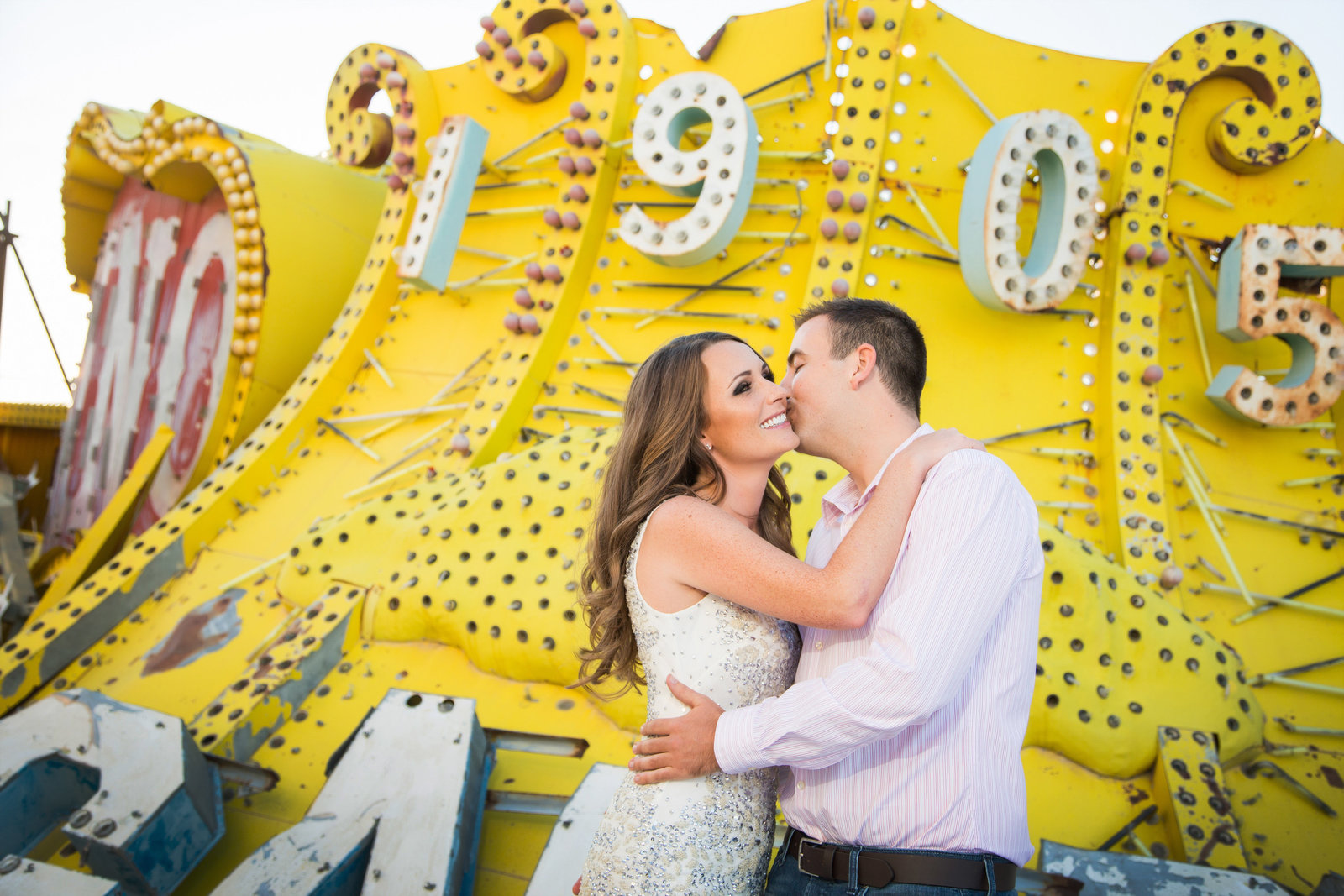 Las Vegas Engagemnet Photo Session_0026