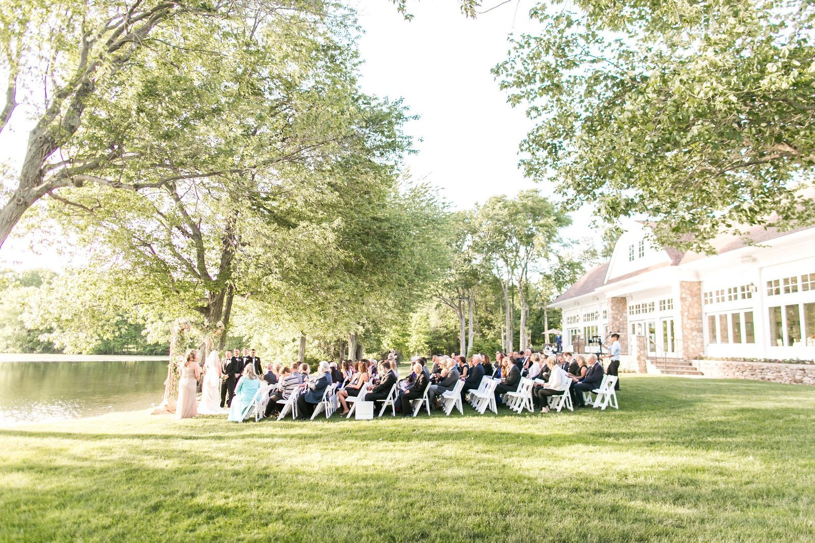 Indian Trail Club Wedding