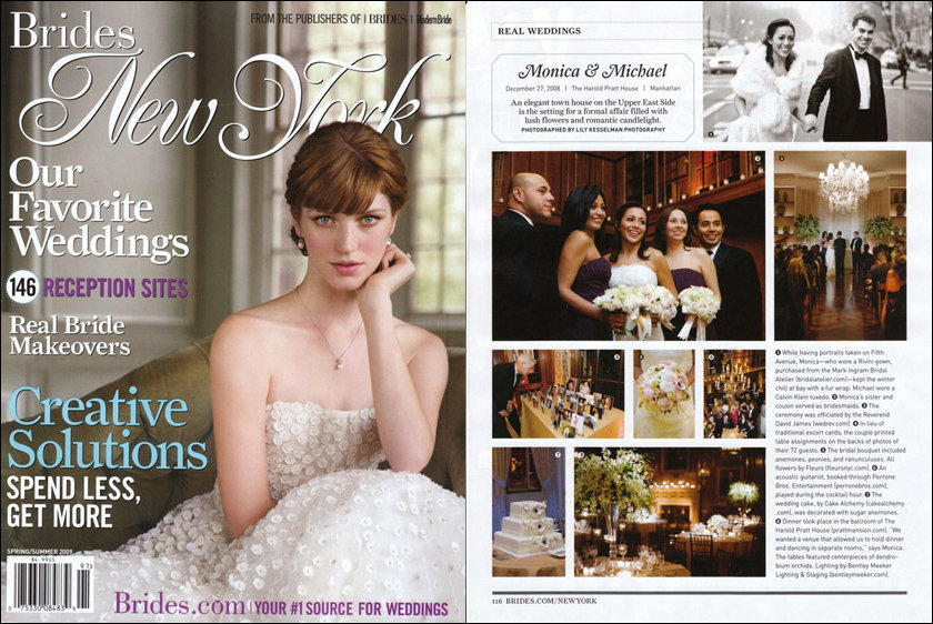 Brides New York Cover