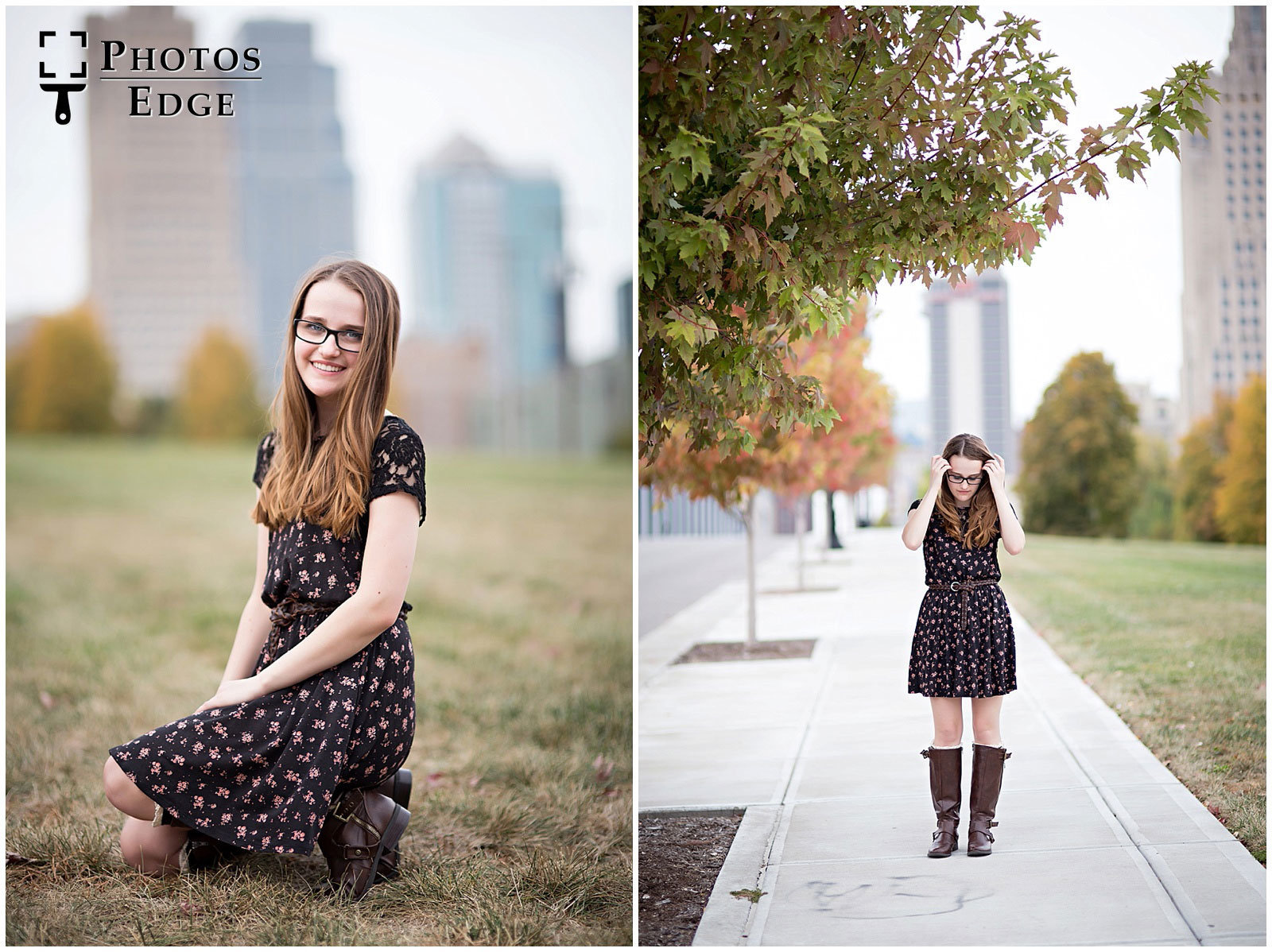 Kansas City Senior Portraits