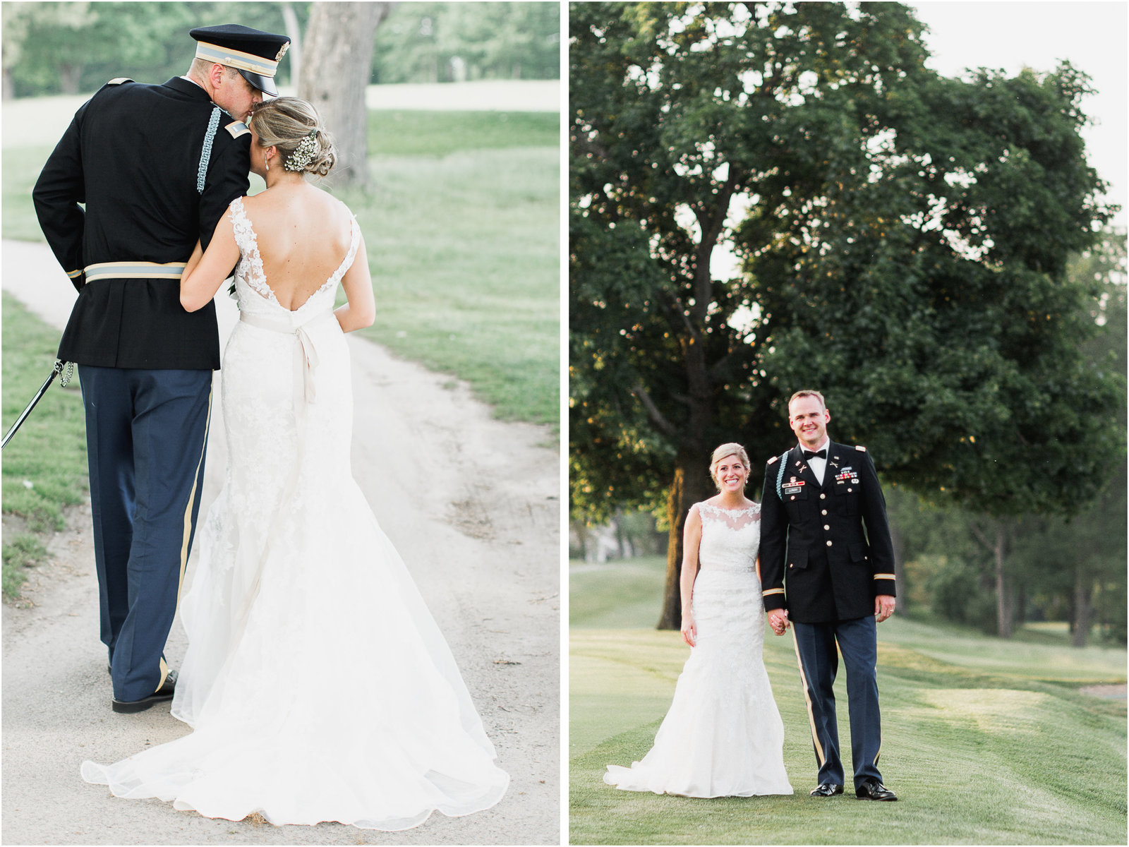 Springfield Country Club Summer Wedding by Ashley Largesse Photography