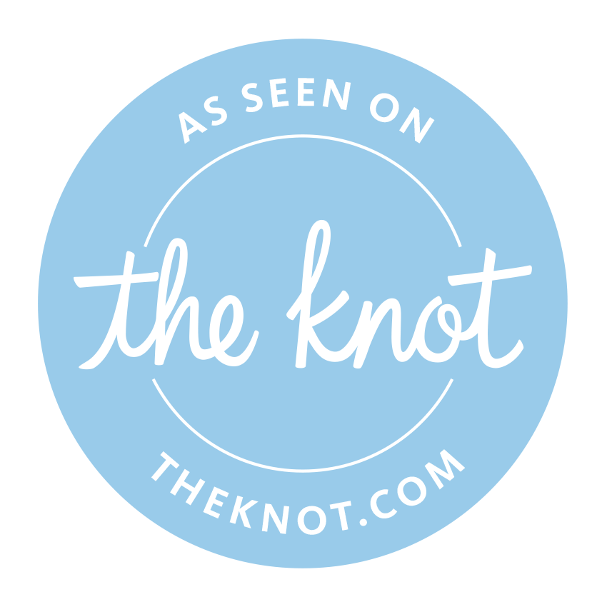 Vendor badge for TheKnot
