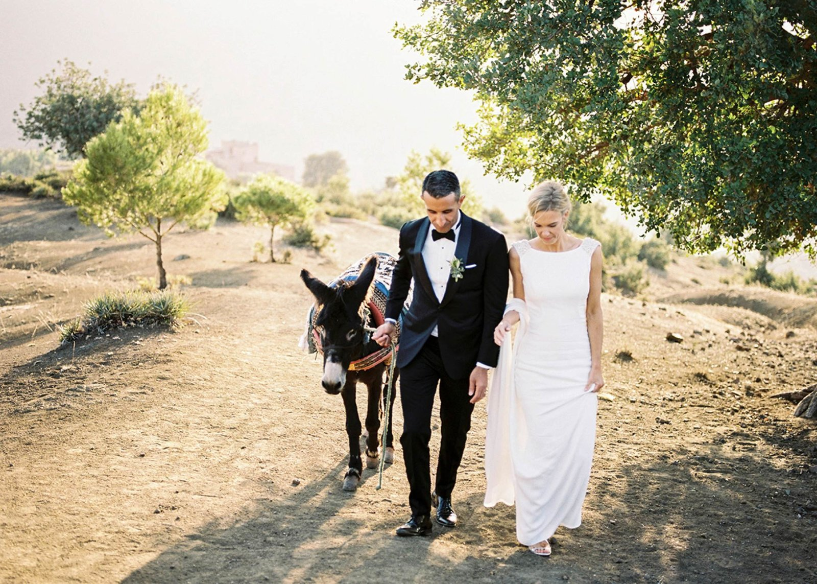 Wedding photographer Morocco Kasbah Bab Ourika fine art45