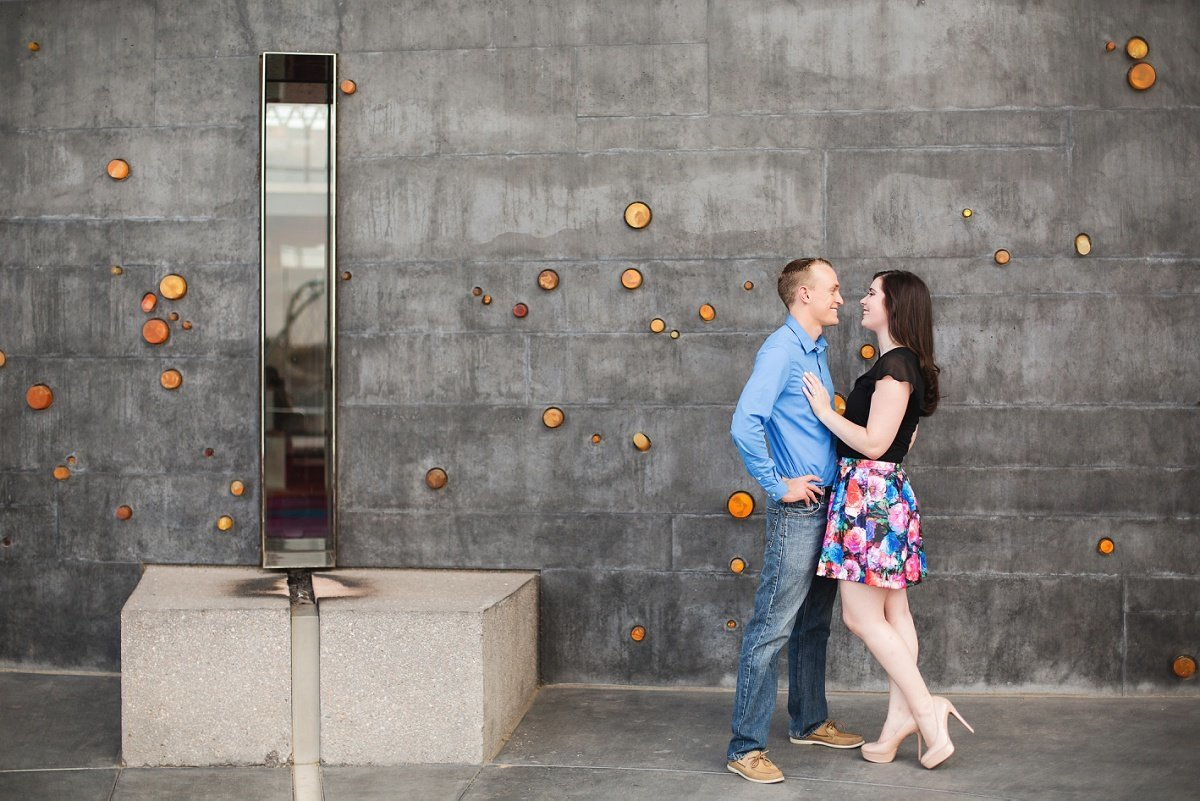 Tempe Center for the Arts Engagement Session Photography Portrait Phoenix  Scottsdale Gilbert Glendale Arizona (2)
