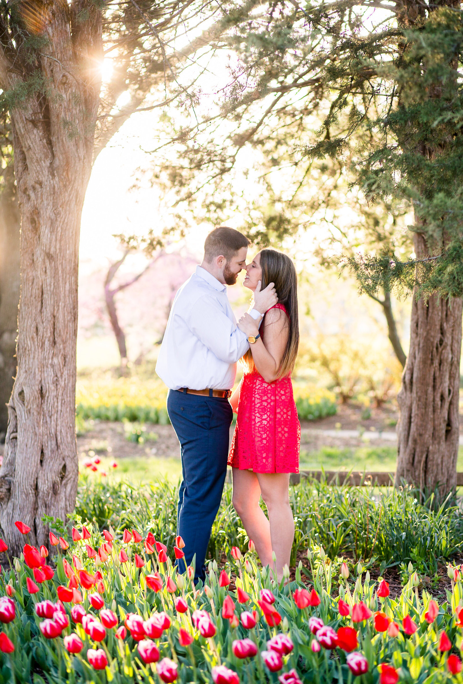 Erika & Luke- Spring Engagement -003