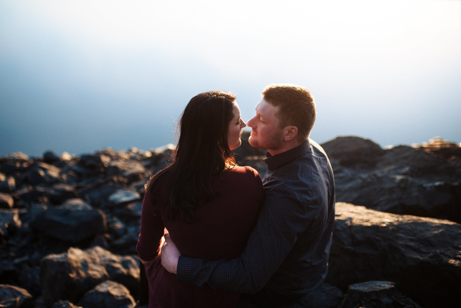 007_Erica Rose Photography_Anchorage Engagement Photographer