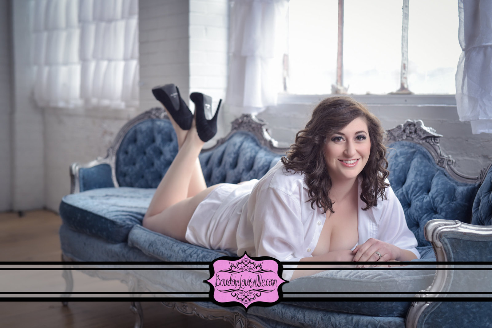 Boudoir Louisville - Photo Studio-1
