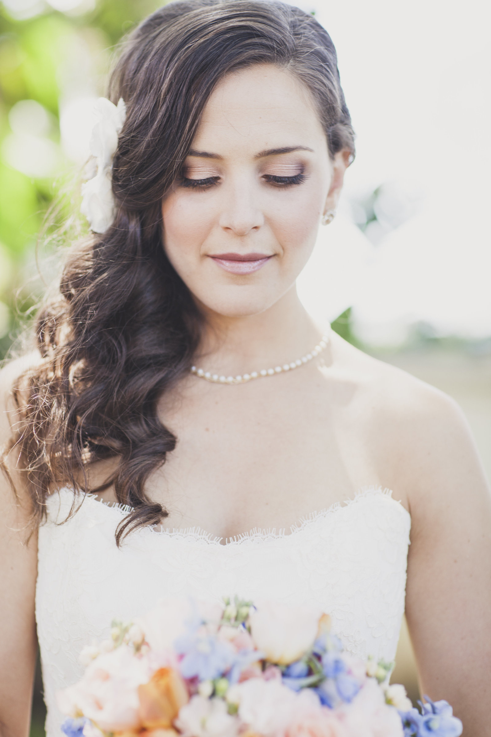 Bridal Hair and Make up Santa Barbara