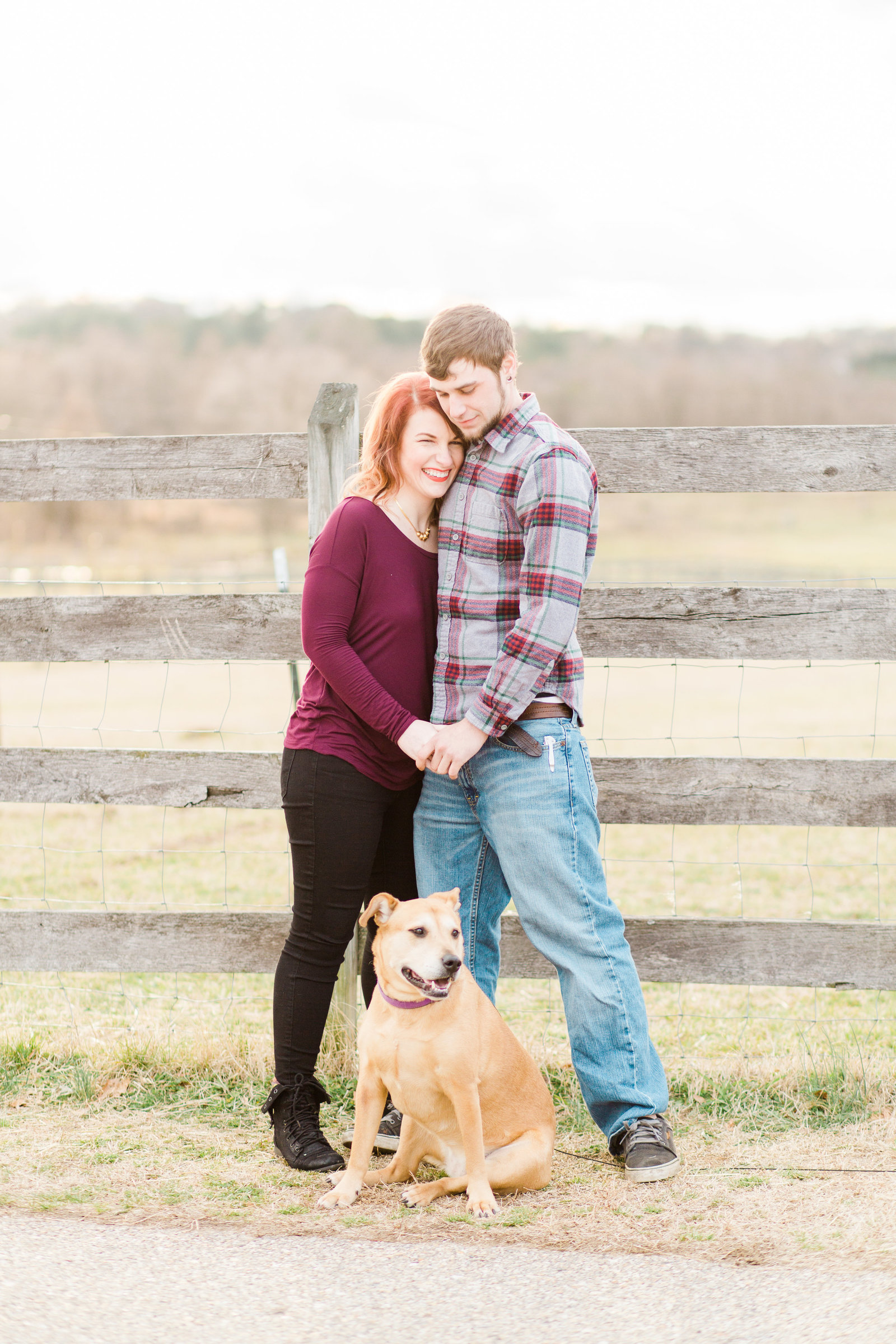 baltimore engagement photographer chesapeake charm photography kinder farm park portraits