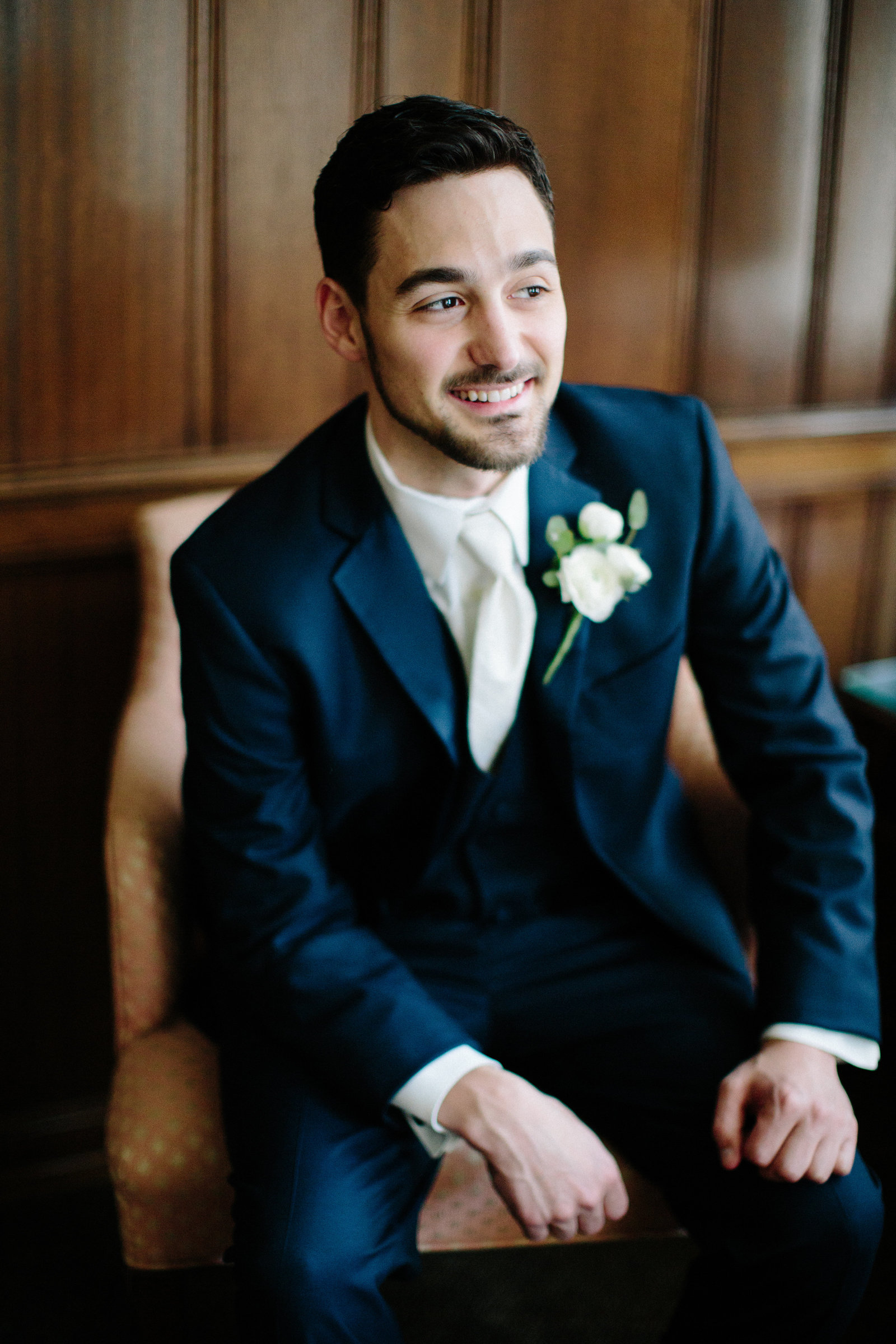 Youngstown Ohio wedding at the Trinity United Methodist Church by Austin and Rachel Photography