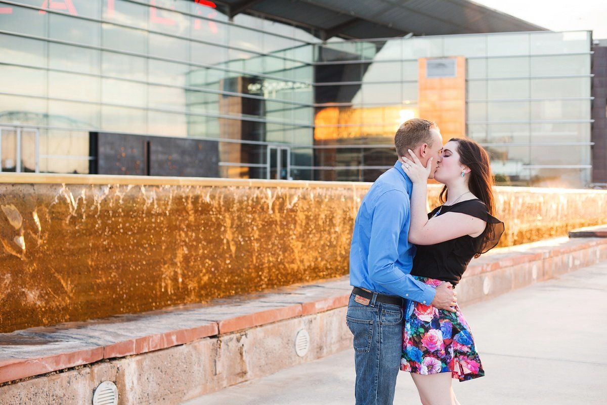 Tempe Center for the Arts Engagement Session Photography Portrait Phoenix  Scottsdale Gilbert Glendale Arizona (7)