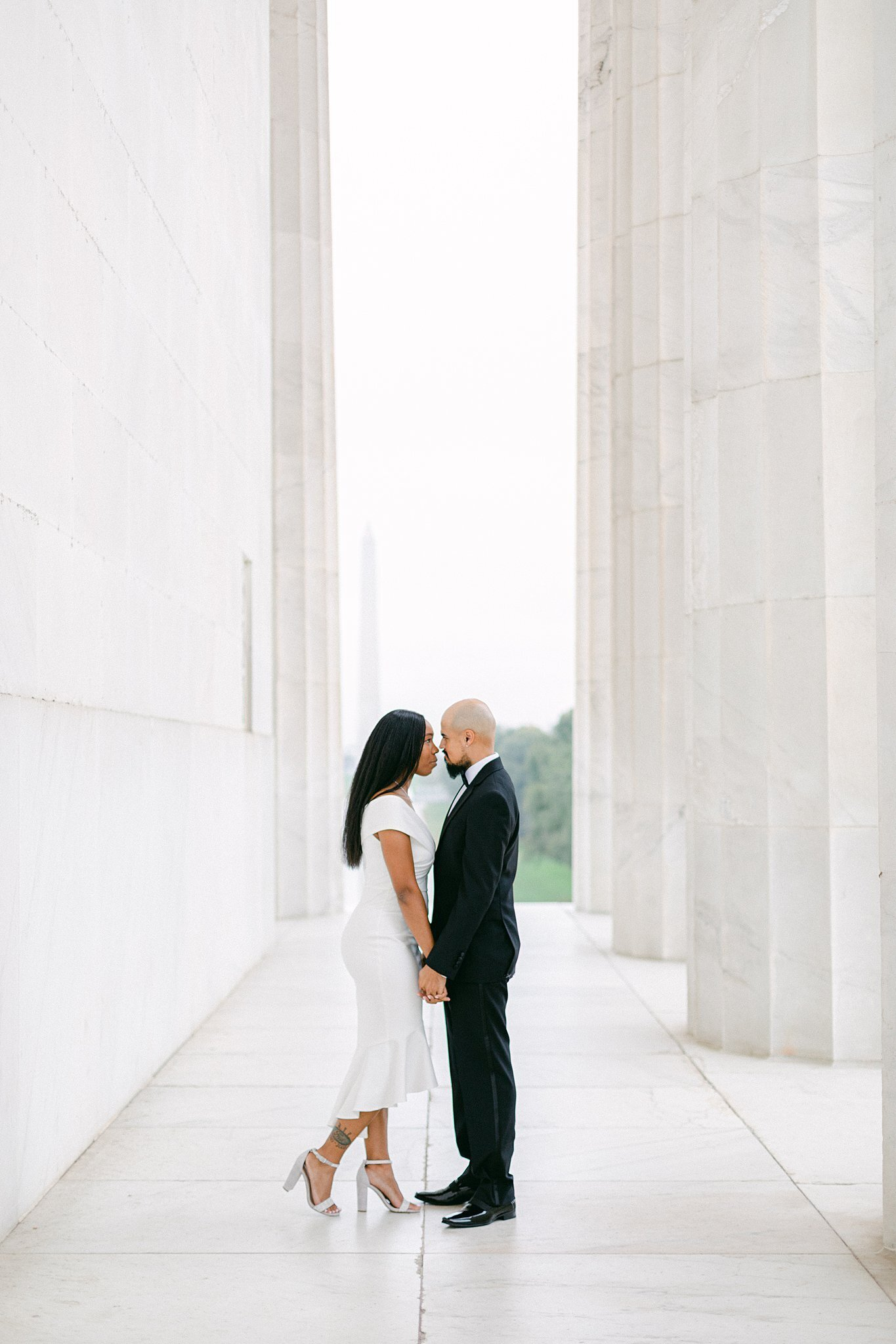 Washington DC Wedding Anniversary Session Photography by Maryland Wedding Photographer Costola Photography_0387