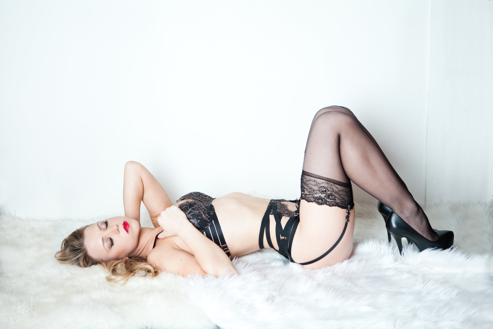 French Kiss Boudoir Photography NYC NY 0001