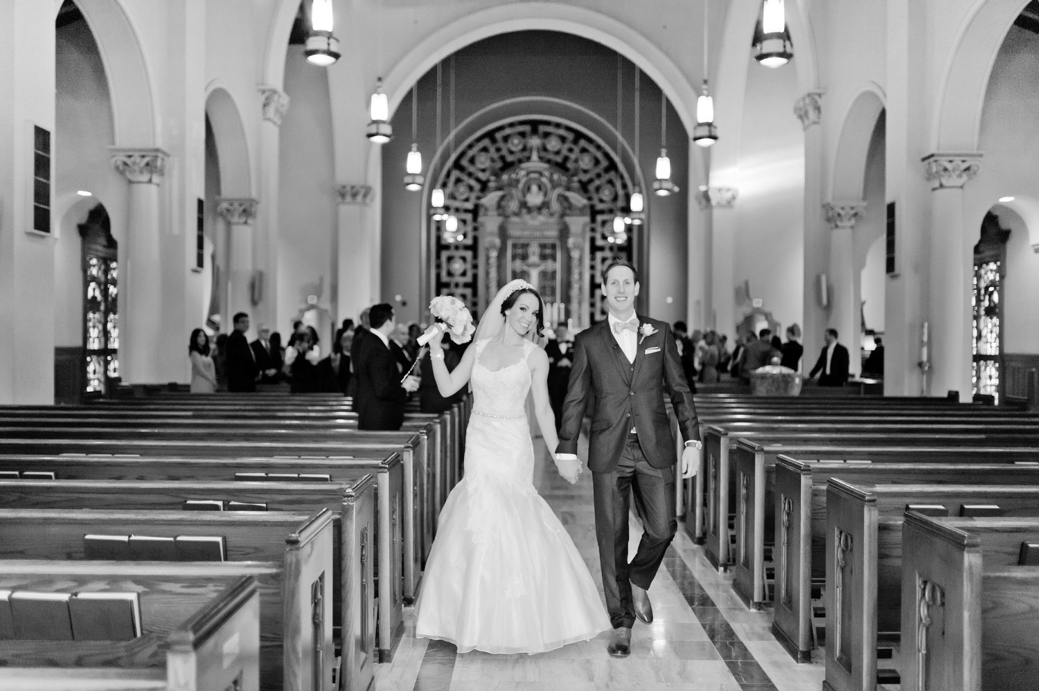 Miami Church of the Little Flower wedding photography 00428