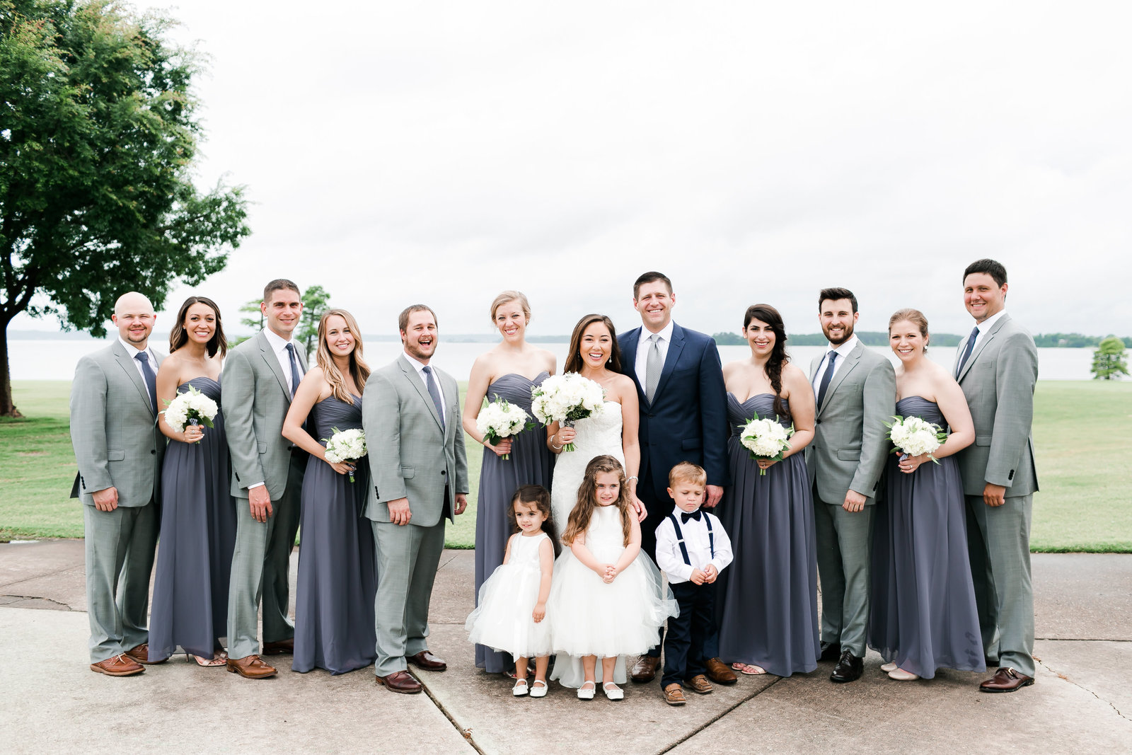 Two Rivers Country Club Classic Memorial Day Wedding by Elizabeth Friske Photography-33