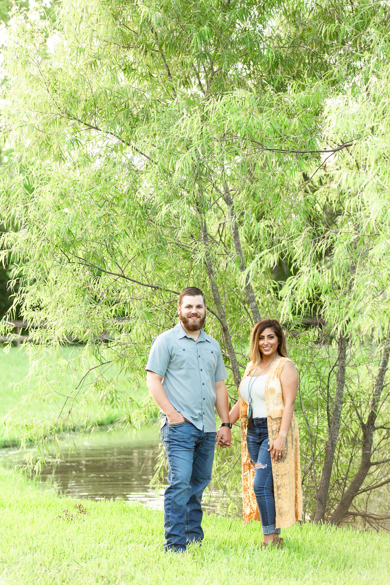 The Jeffries - Ashley and Cody - Engagement Session-173