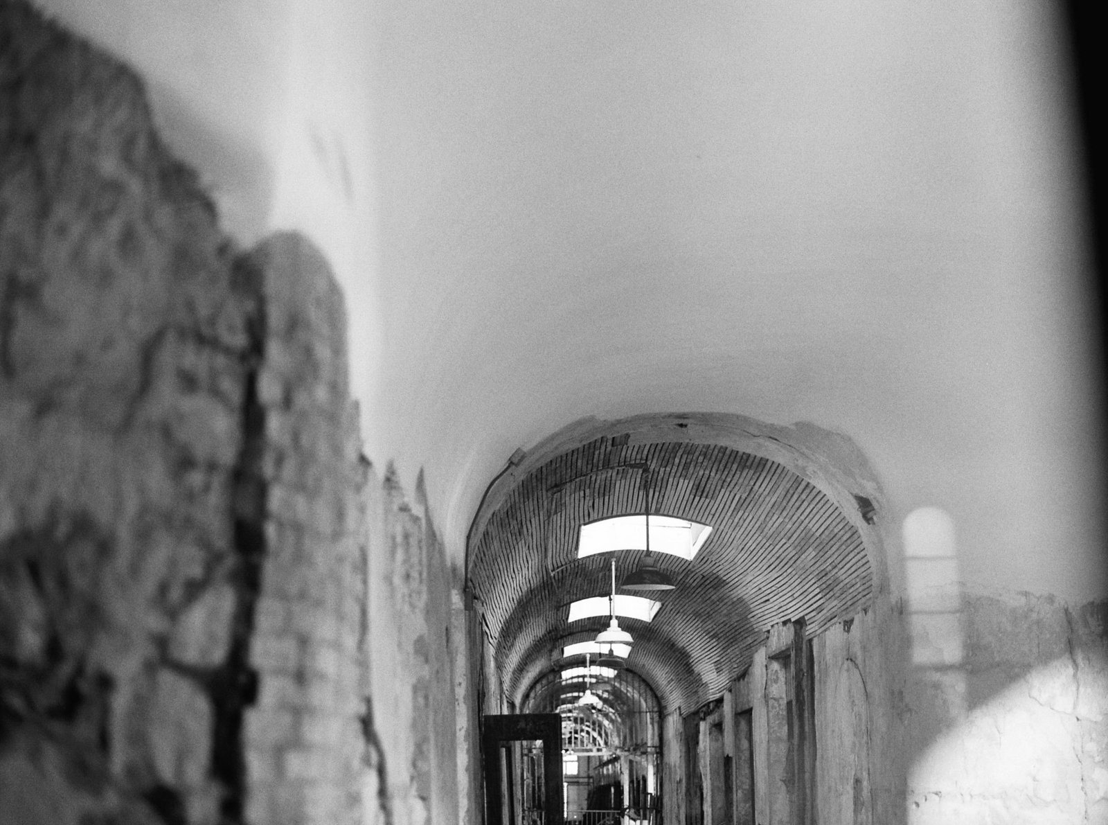 hallway-eastern-state-penitentiary-film-philadephia-pa-kate-timbers-photography-1986