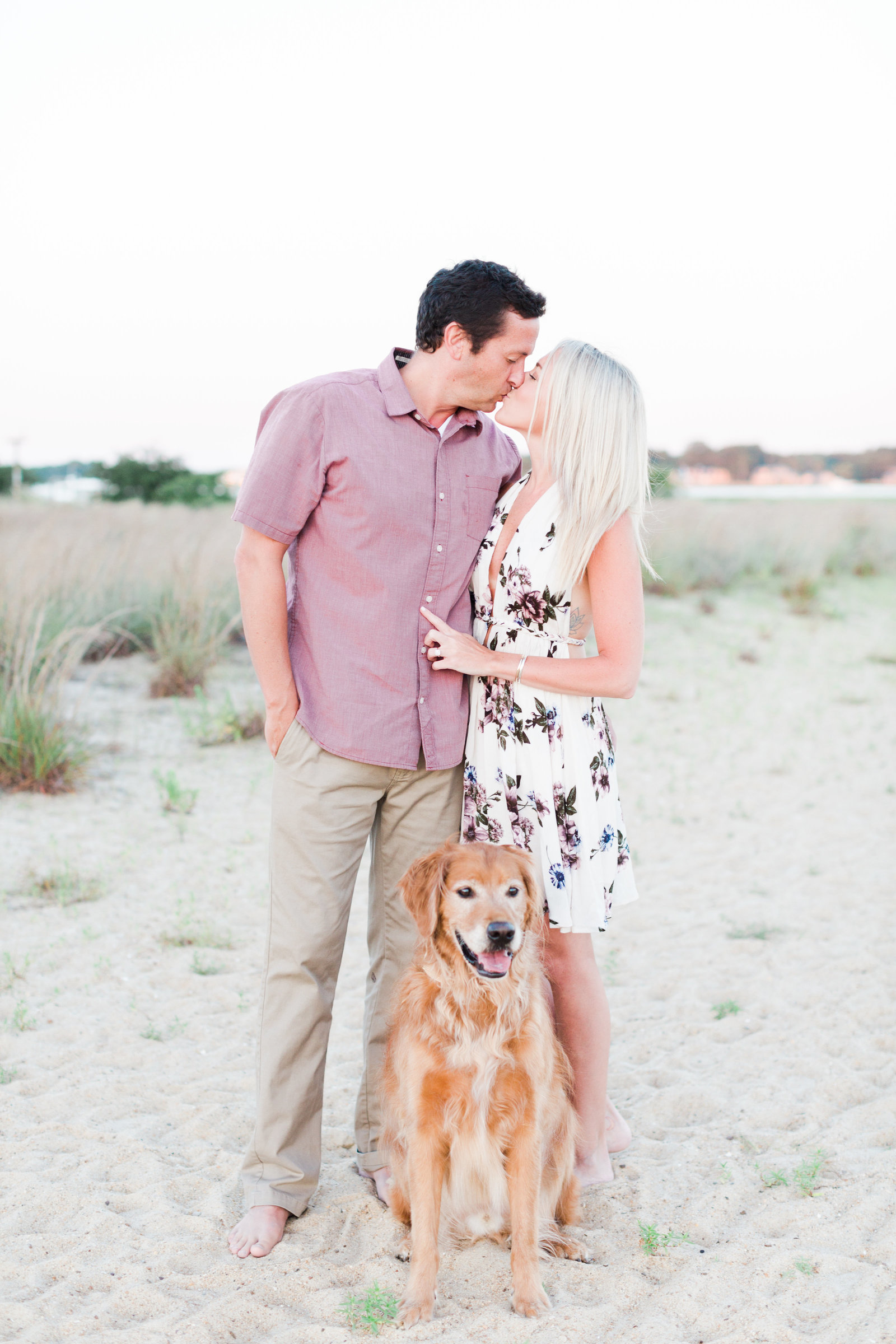 Taylor & Pete Engagement Session by Elizabeth  Friske Photography-183