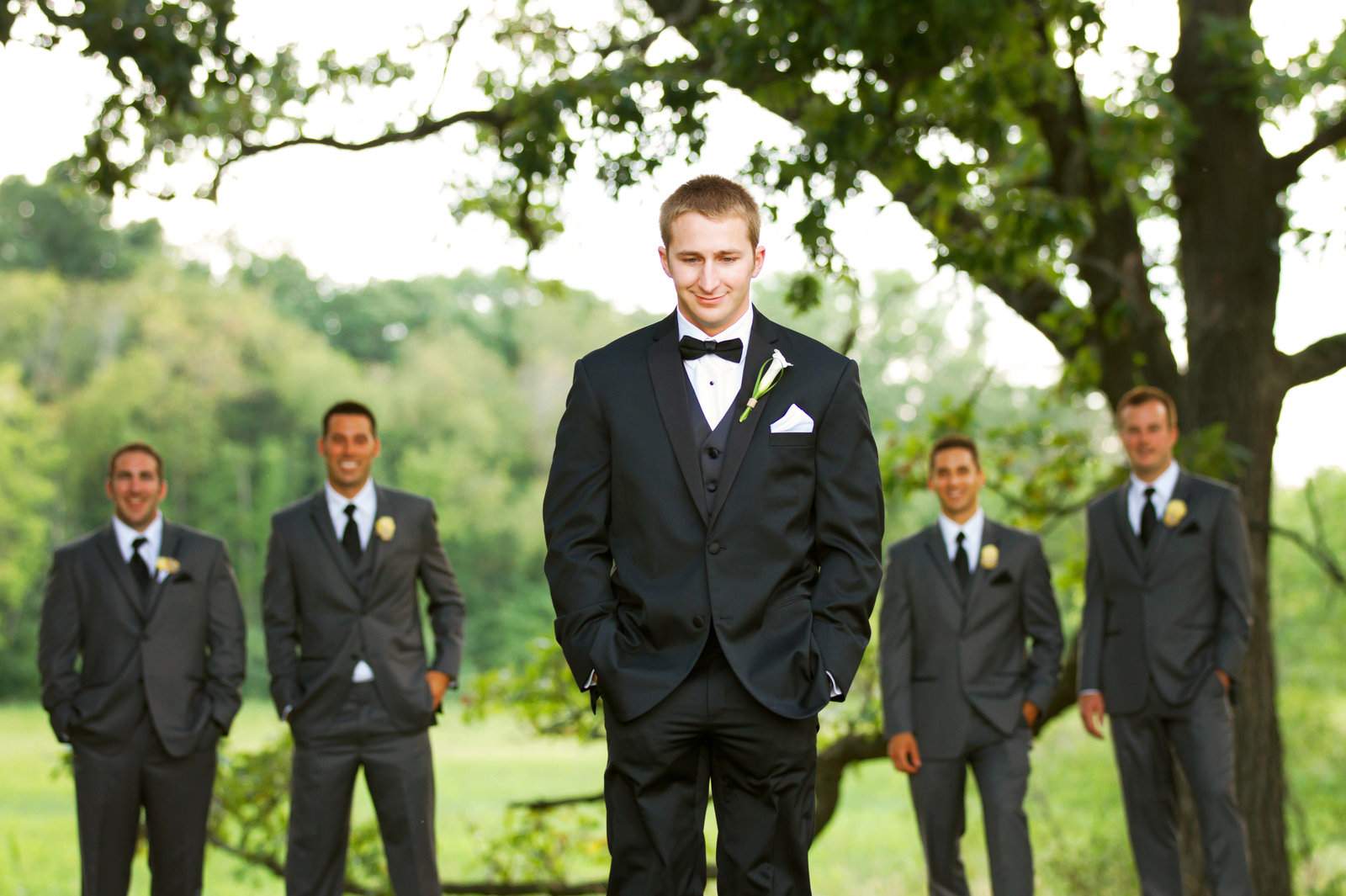 Wedding, Groom