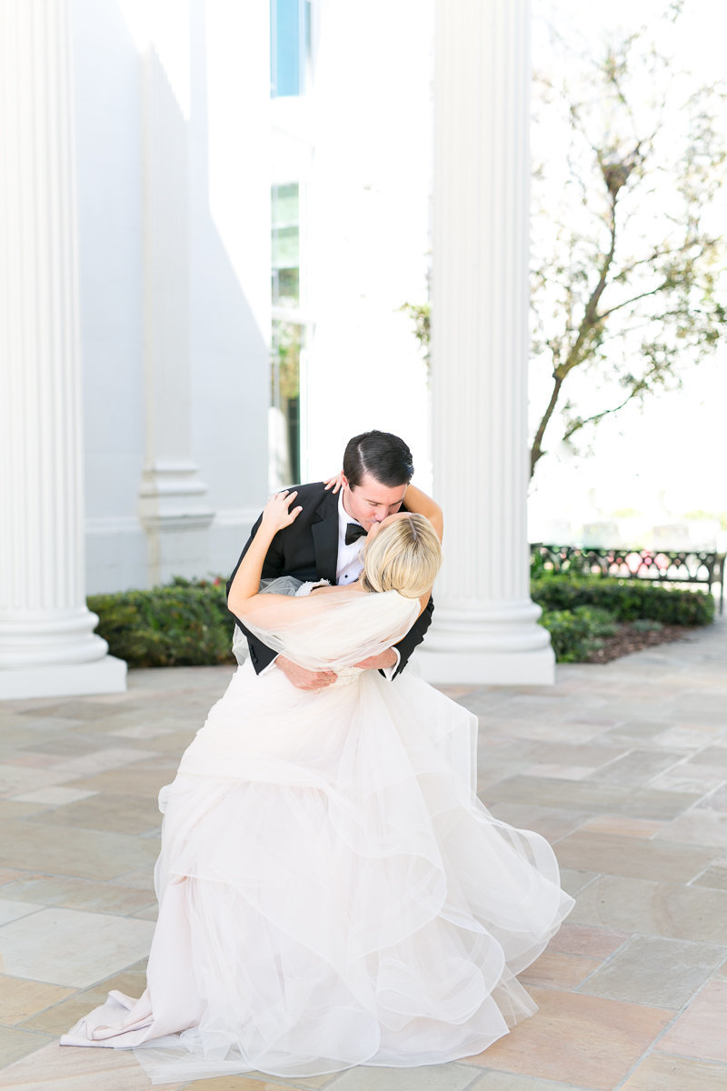 Citrus Club Orlando Wedding   18