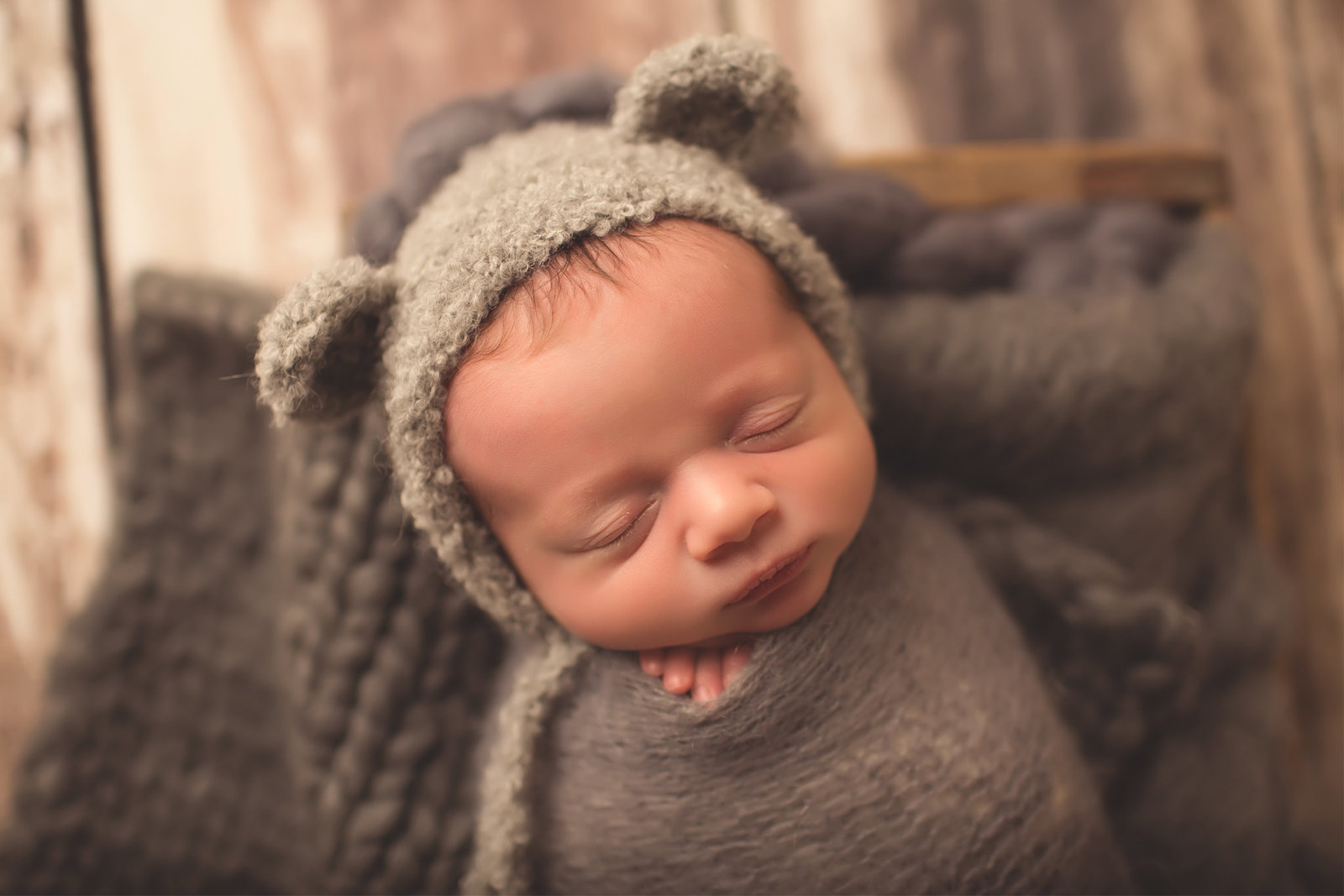 Rochester NY Newborn Photography