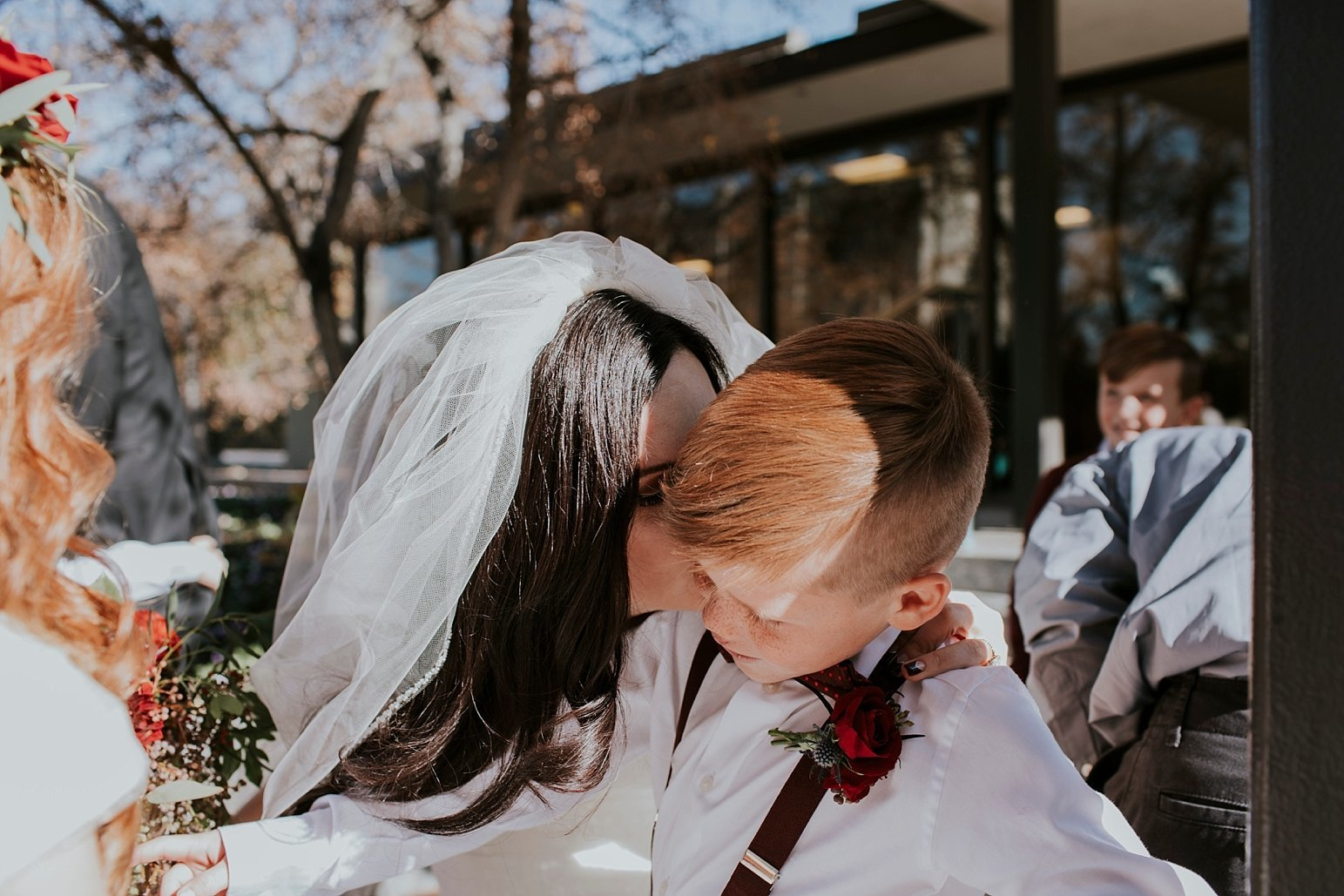 Utah Wedding Photographer Kamille Bauer Cody Calderwood Salt Lake Temple Salt Lake Hardware Building_0275