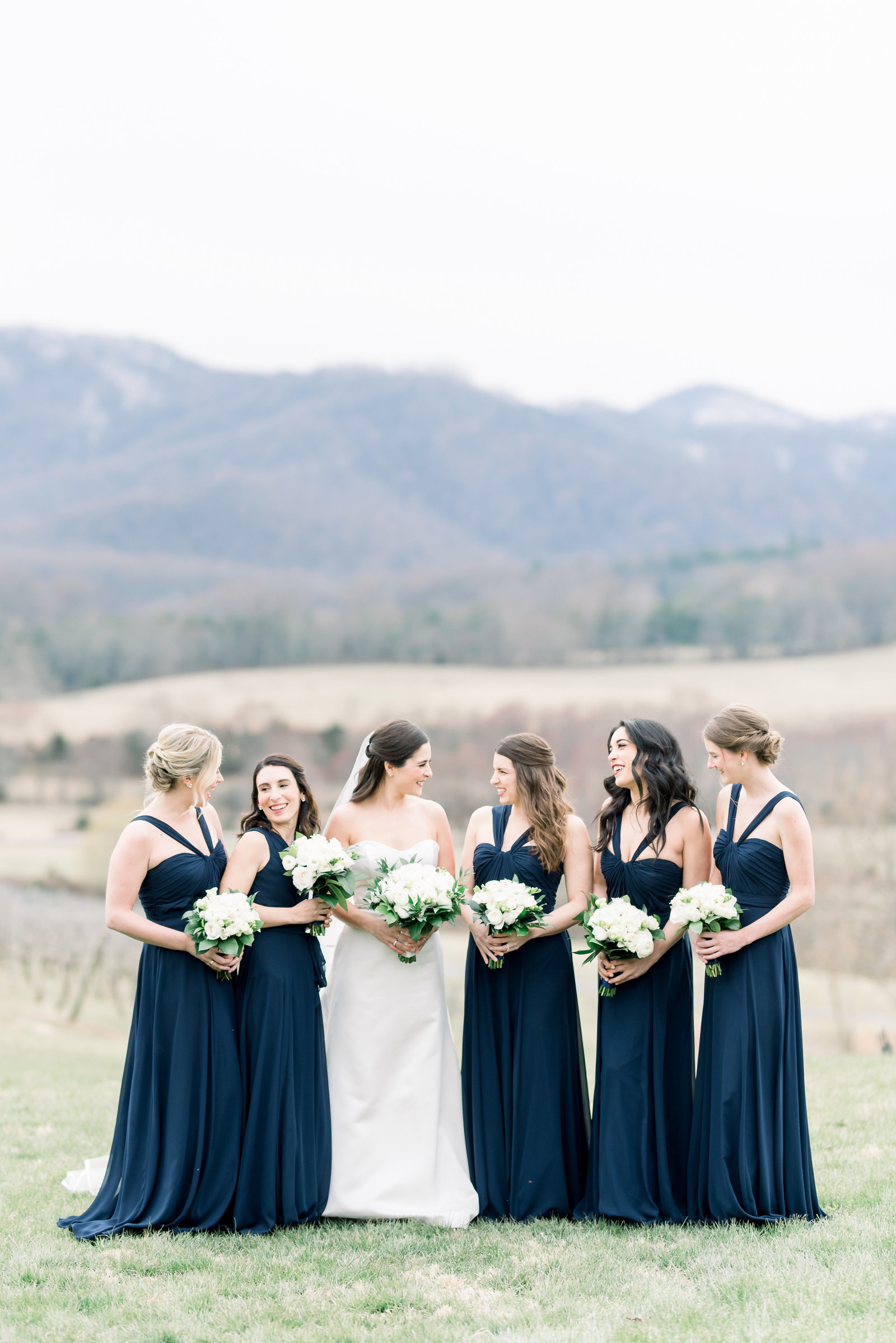 pippin-hill-vineyards-charlottesville-virginia-wedding navy-blue-bridesmaids-photo503