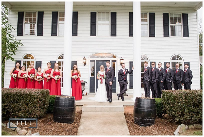 Lawrence at the Harvest House by Lost Creek Winery by The Hill Studios -328