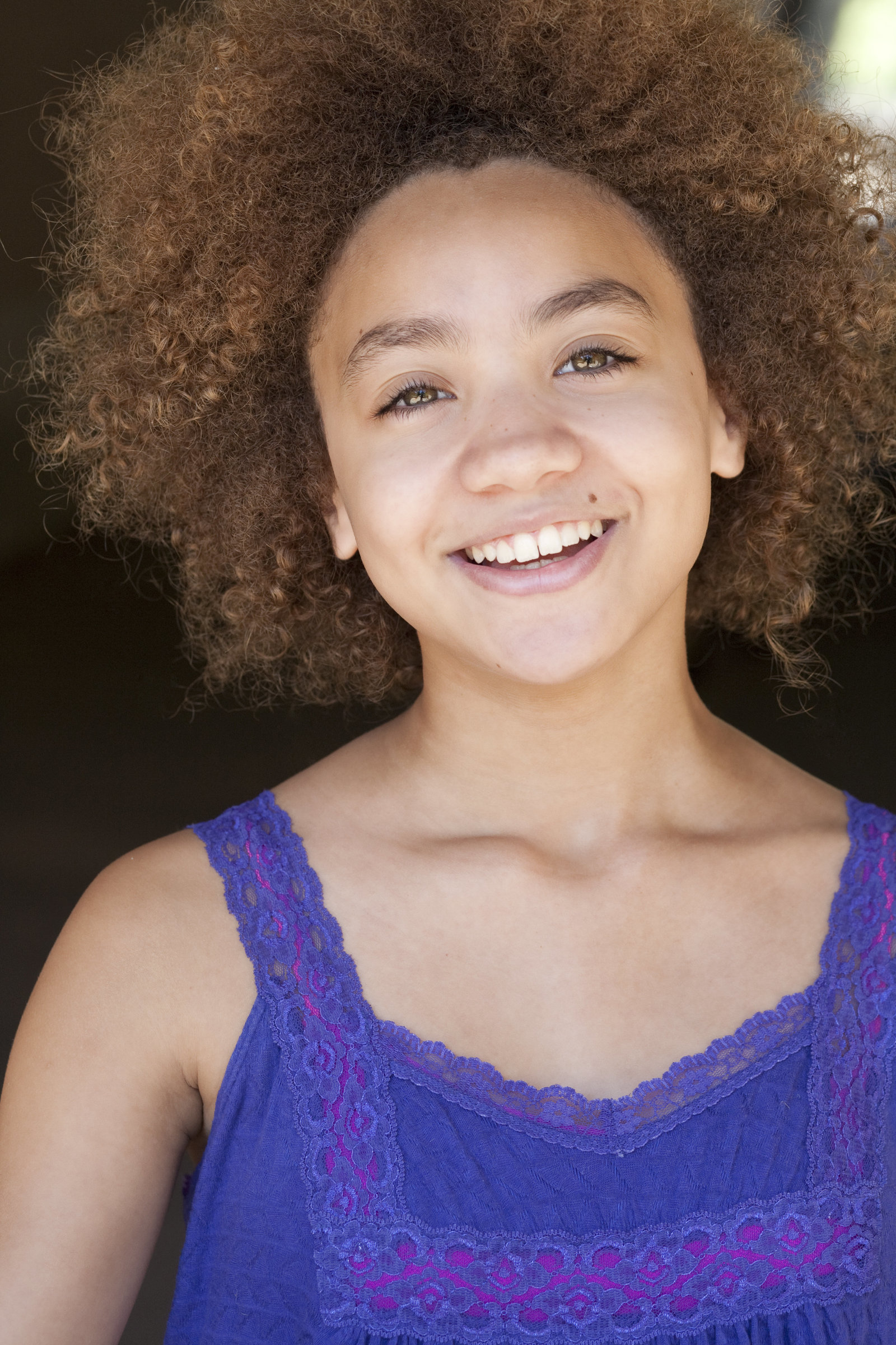 NYC Child Headshot